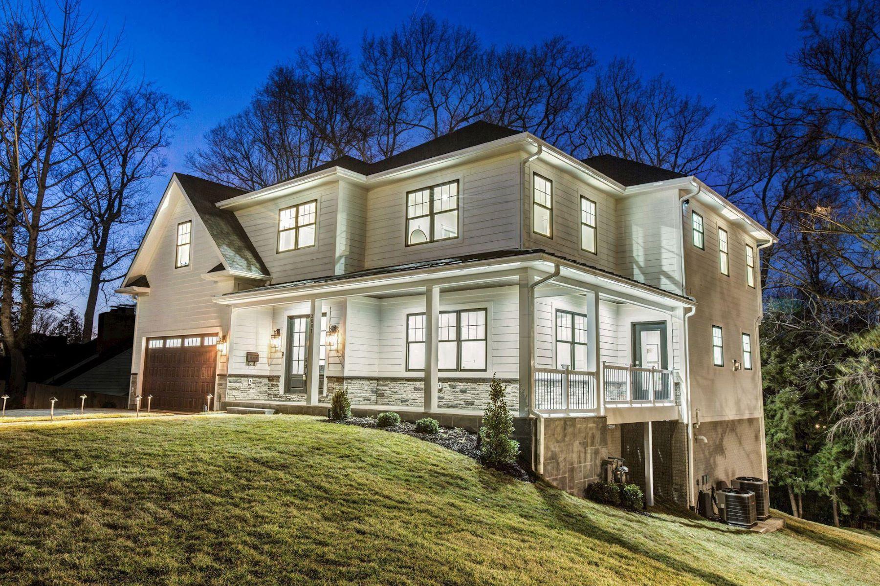 Single Family Homes por un Venta en 3081 N Pollard St Arlington, Virginia 22207 Estados Unidos