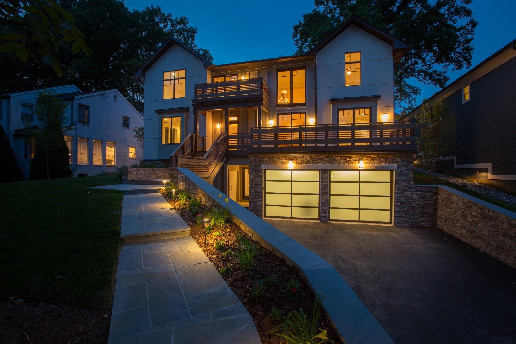 Maison unifamiliale pour l Vente à 6021 Walhonding Road, Bethesda 6021 Walhonding Rd Bethesda, Maryland, 20816 États-Unis