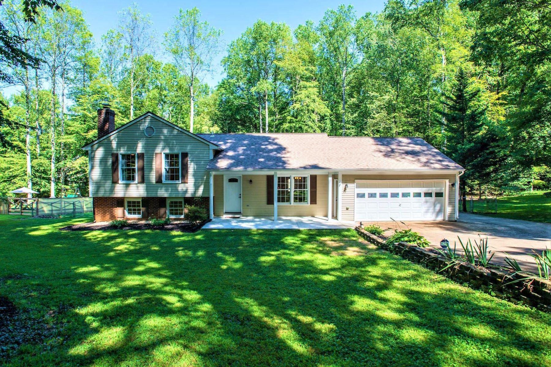 Single Family Homes pour l Vente à 12502 Basswood Dr Manassas, Virginia 20112 États-Unis