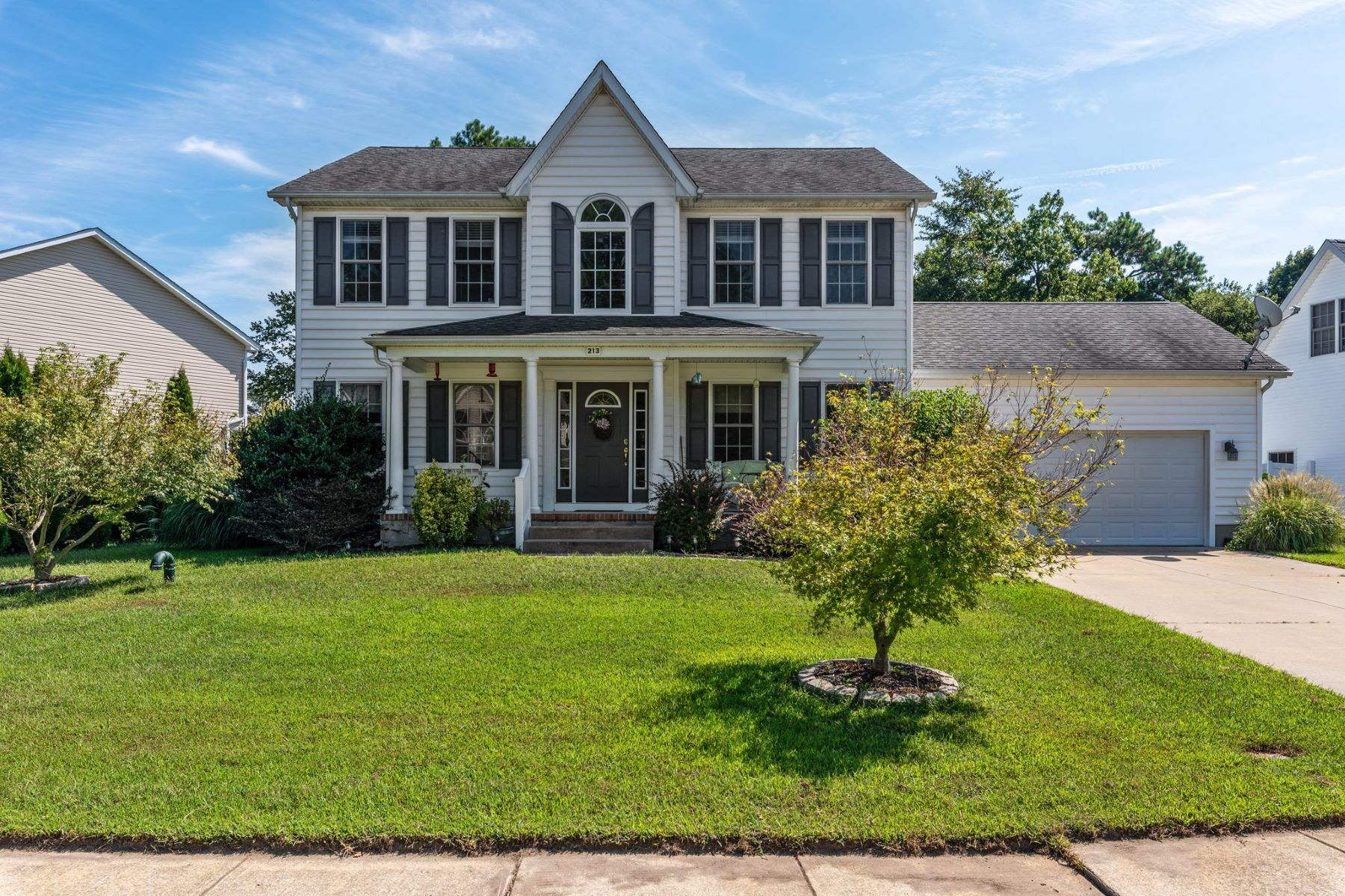 Single Family Homes for Sale at 213 Caspian Dr Grasonville, Maryland 21638 United States
