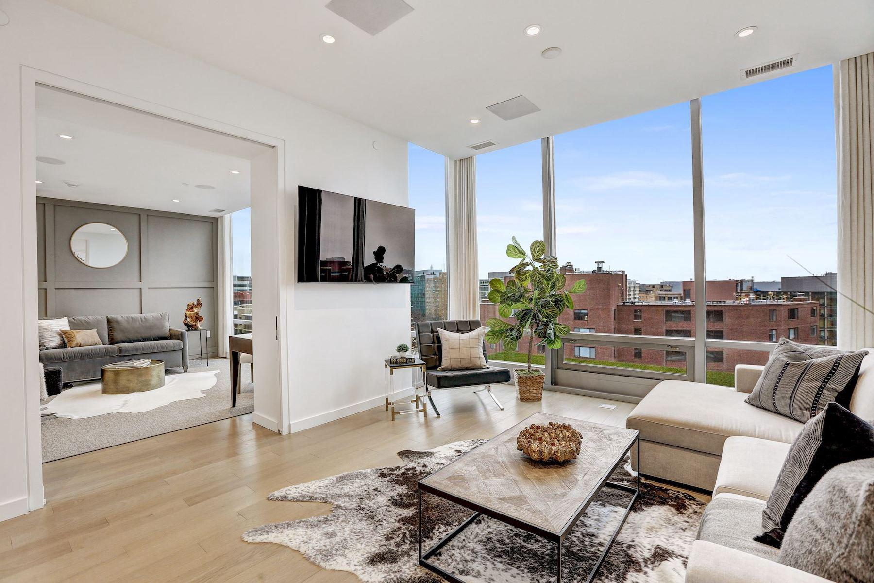 Condominium for Sale at 1111 24th NW #ph105 Washington, District Of Columbia 20037 United States
