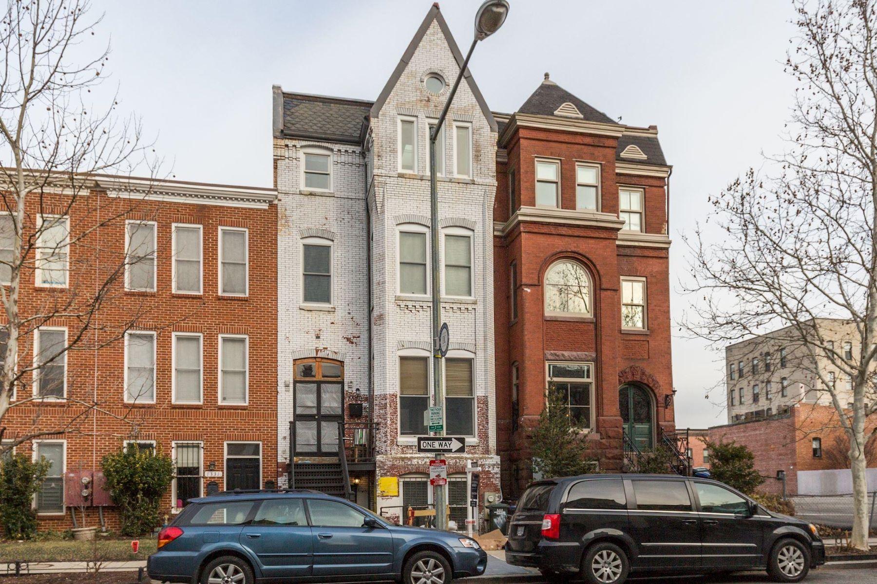 سكني آخر للـ Rent في 1329 10th St Nw #b Washington, District Of Columbia, 20001 United States
