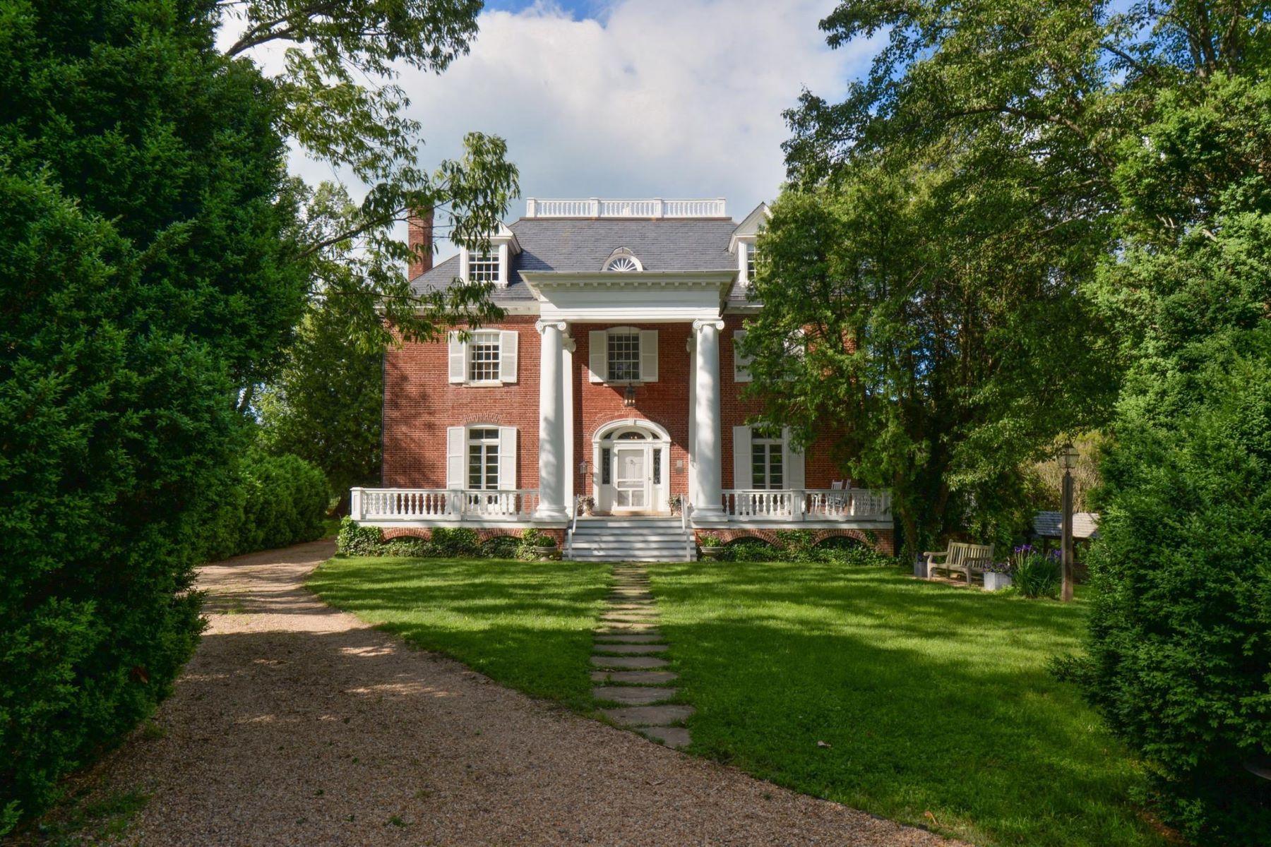 single family homes pour l Vente à 7129 James Madison Hwy Warrenton, Virginia 20187 États-Unis
