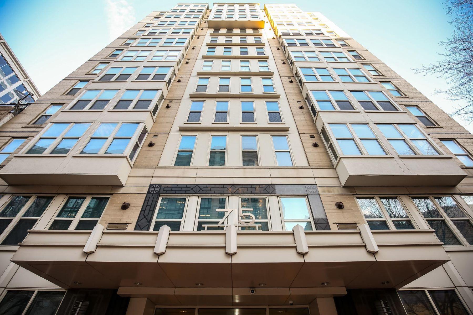 共管式独立产权公寓 为 出租 在 715 6th St Nw #802 华盛顿市, 哥伦比亚特区, 20001 美国