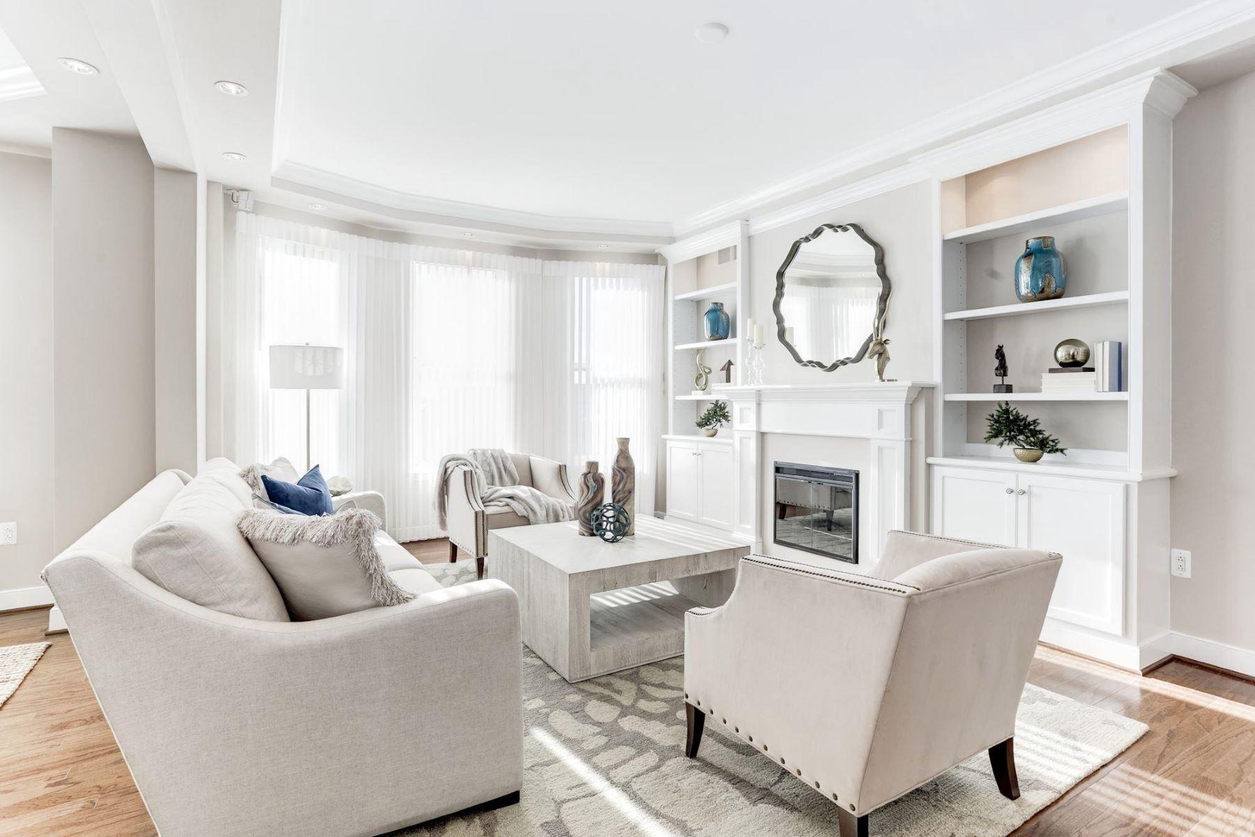 Condominiums por un Venta en 12500 Park Potomac Ave #508n Potomac, Maryland 20854 Estados Unidos
