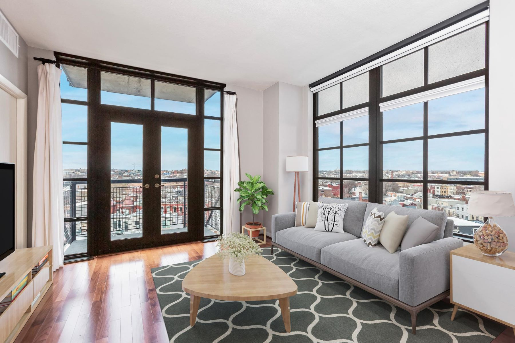 Condominium for Sale at 437 New York Ave NW #1001 437 New York Ave NW #1001 Washington, District Of Columbia 20001 United States