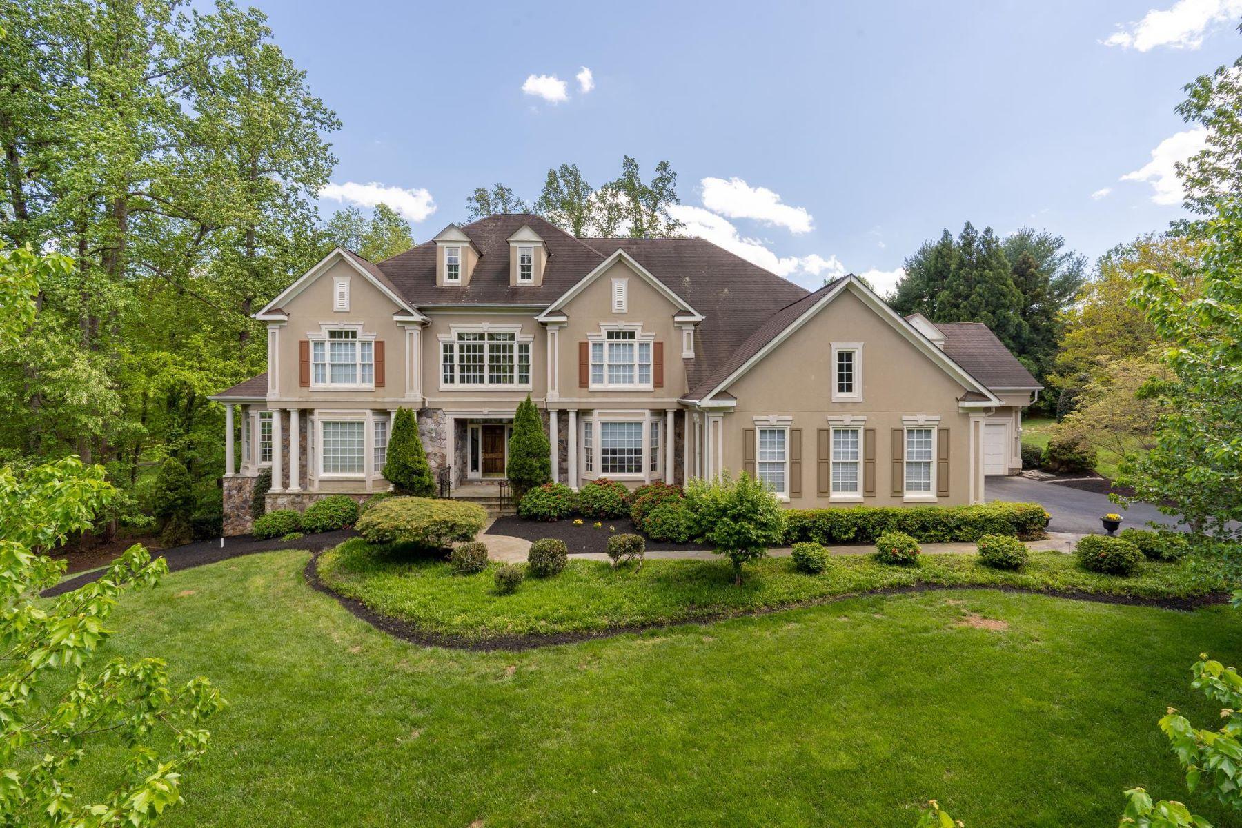Single Family Homes のために 売買 アット Oakton, バージニア 22124 アメリカ