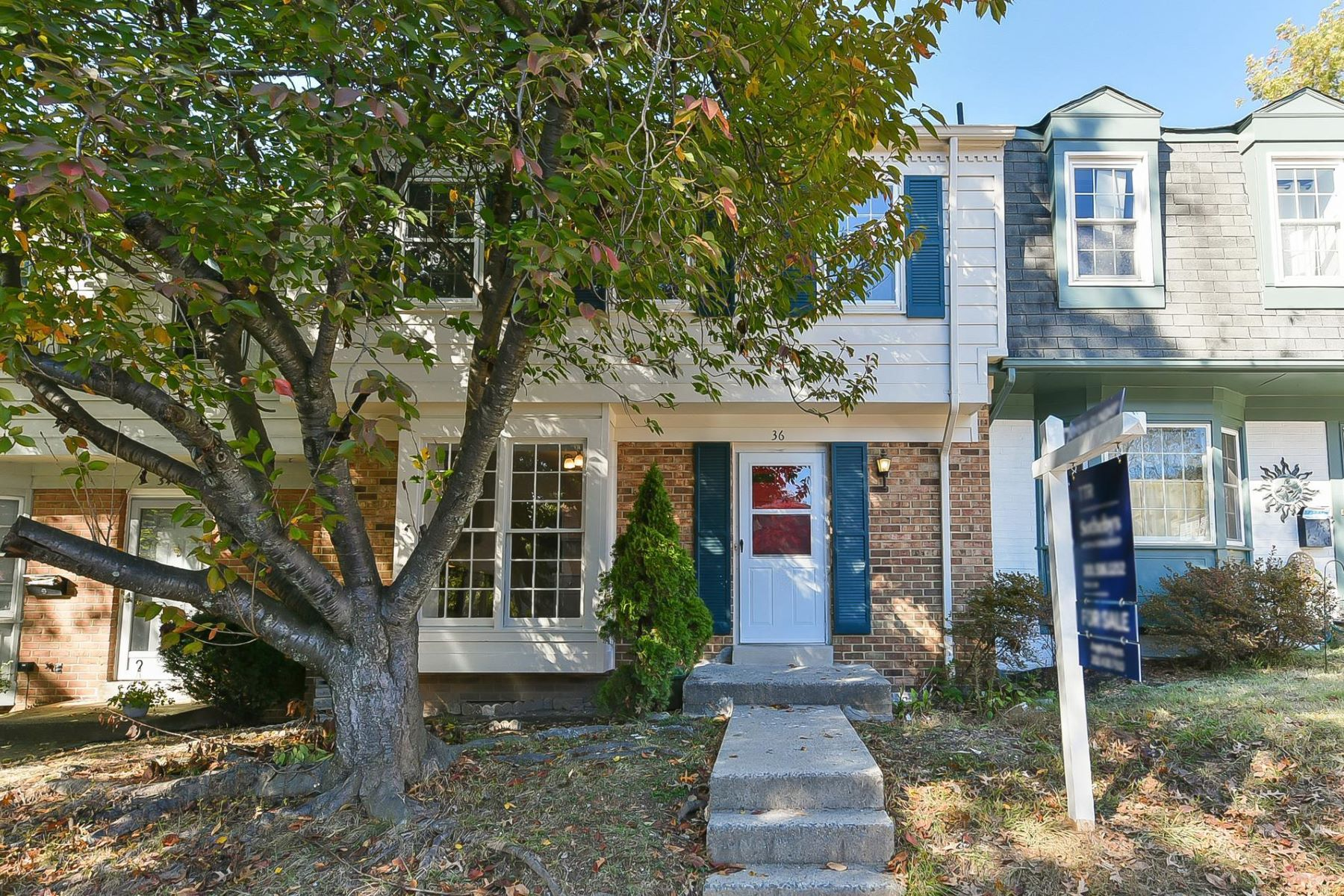 townhouses for Sale at 36 Goodport Ln Gaithersburg, Maryland 20878 United States