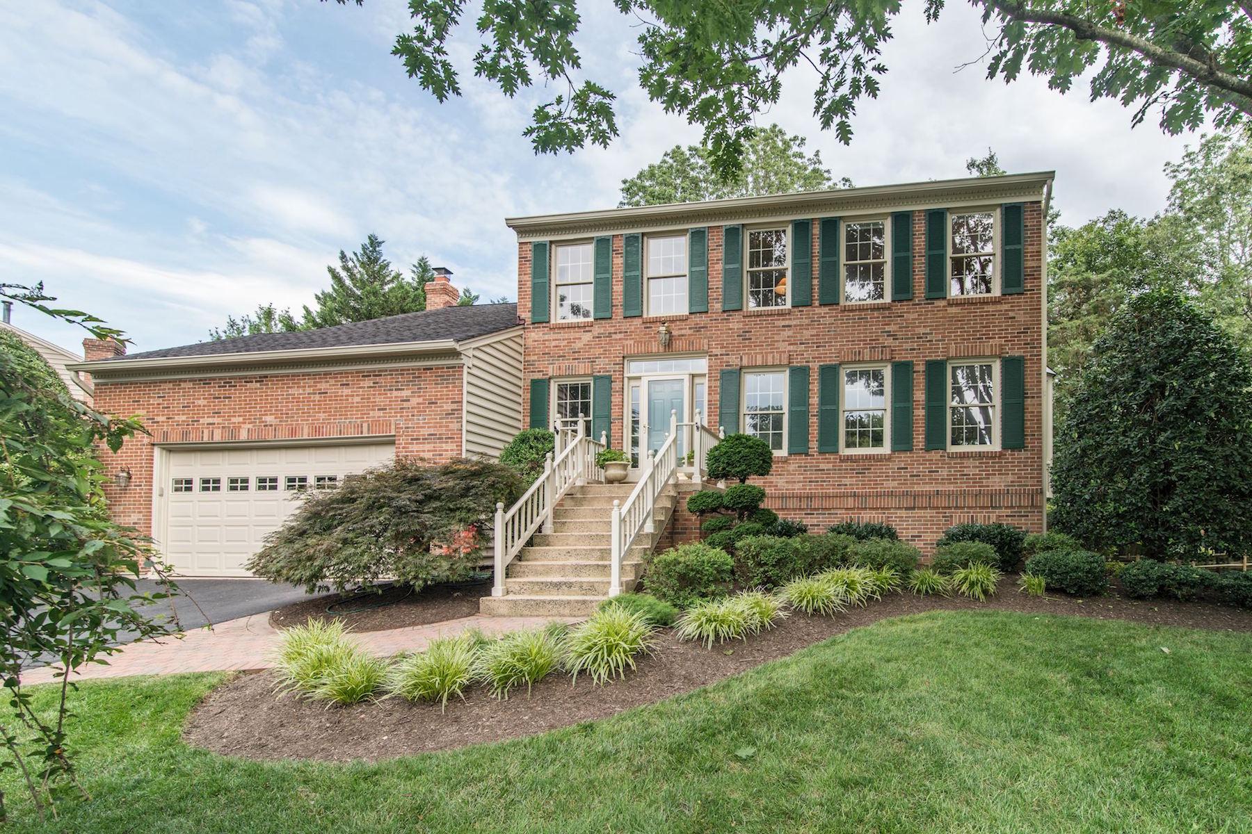 Μονοκατοικία για την Πώληση στο Virginia Run 15363 Worth Ct Centreville, Βιρτζινια 20120 Ηνωμενεσ Πολιτειεσ