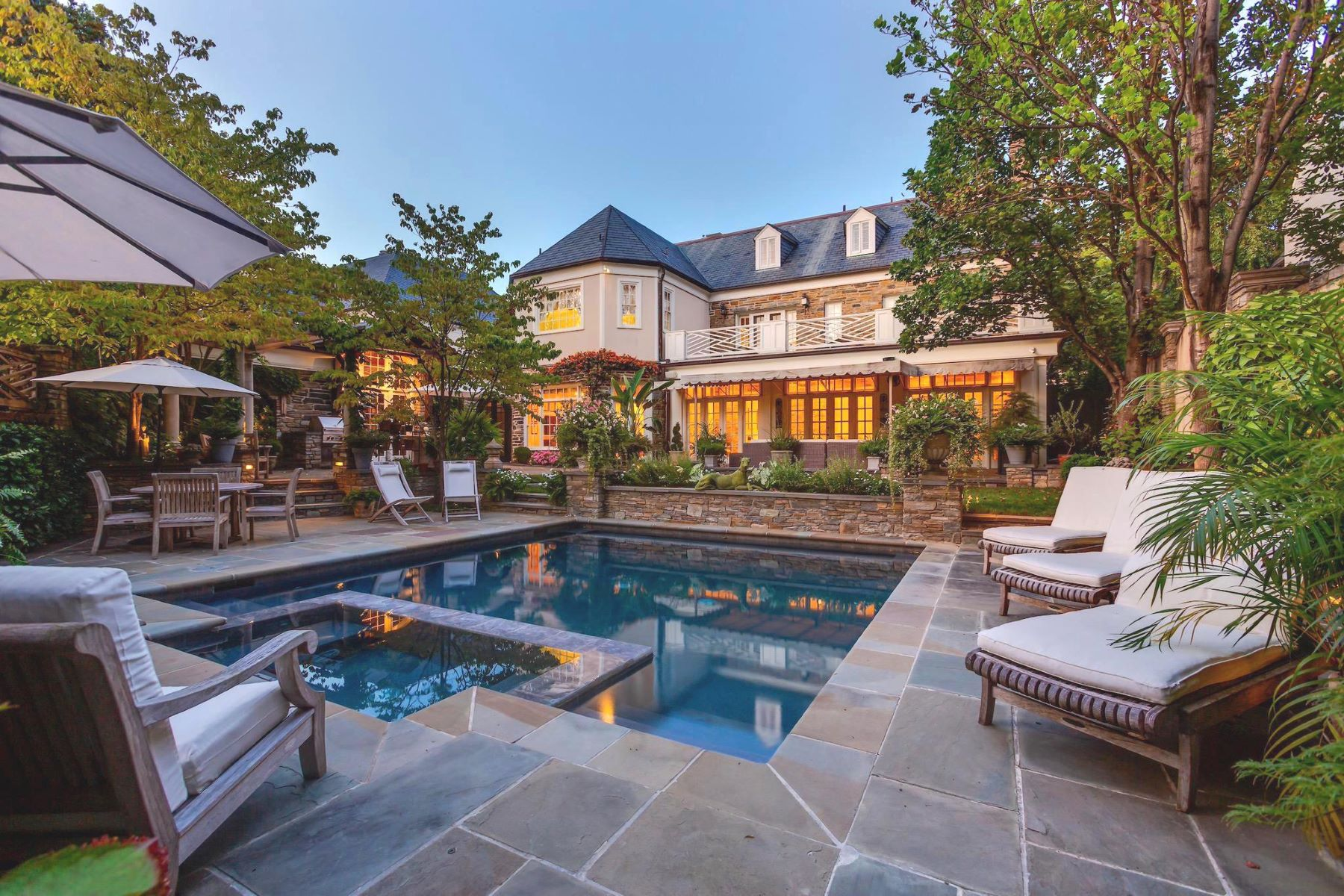 Single Family Homes for Sale at 2848 Mcgill Ter Nw Washington, District Of Columbia 20008 United States