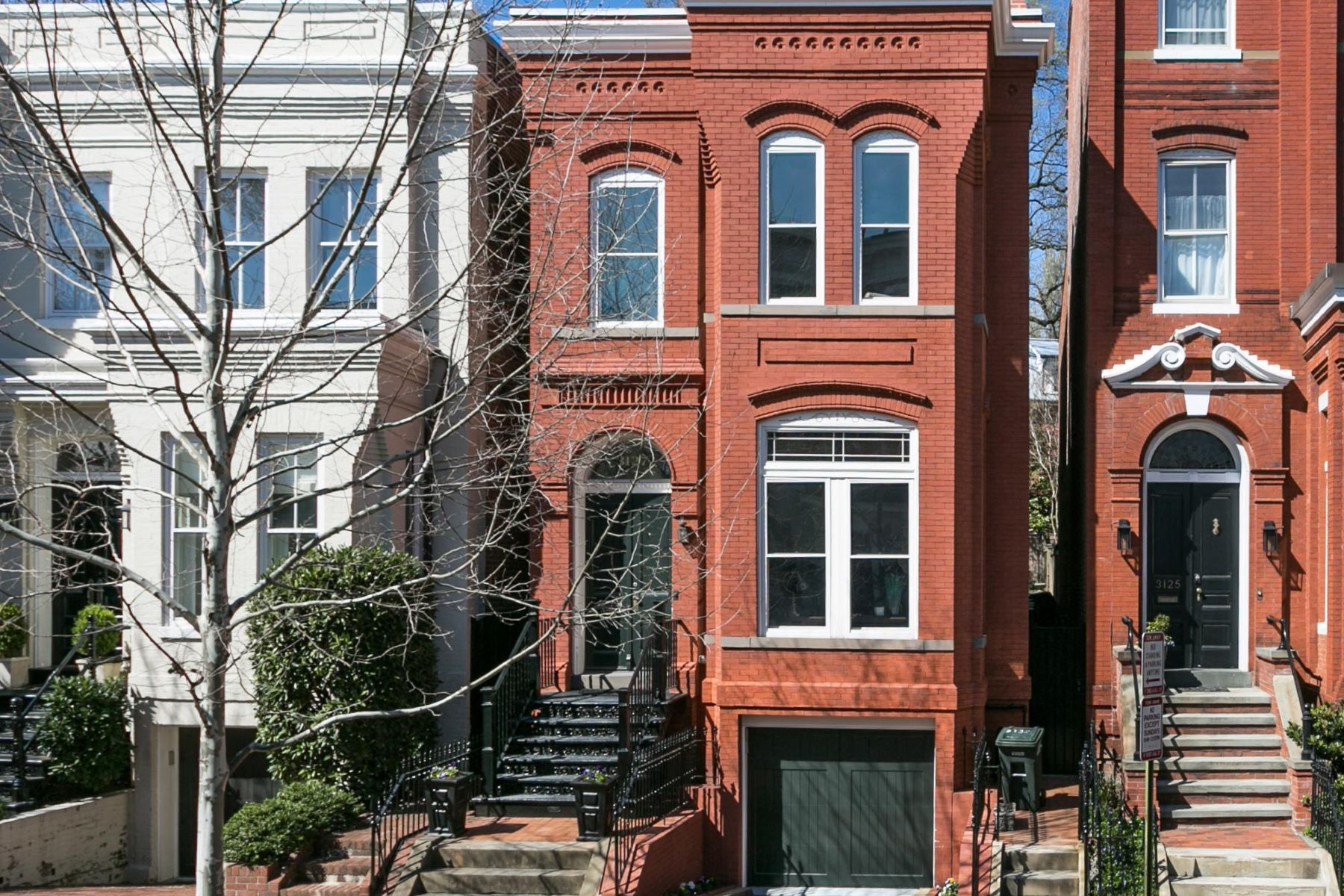 Property for Sale at 3127 P St NW Washington, District Of Columbia 20007 United States