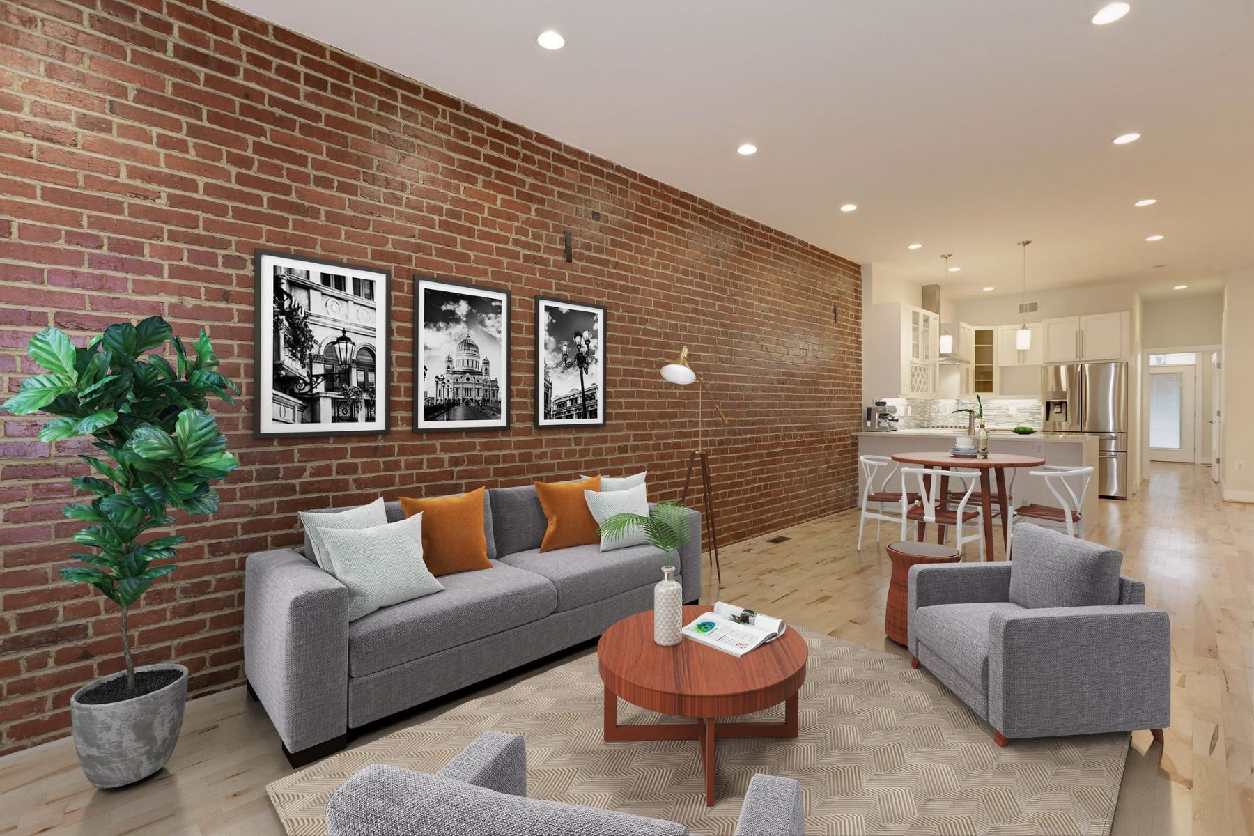 Other Residential for Sale at 1114 Monroe St NW #1 1114 Monroe St NW #1 Washington, District Of Columbia 20010 United States