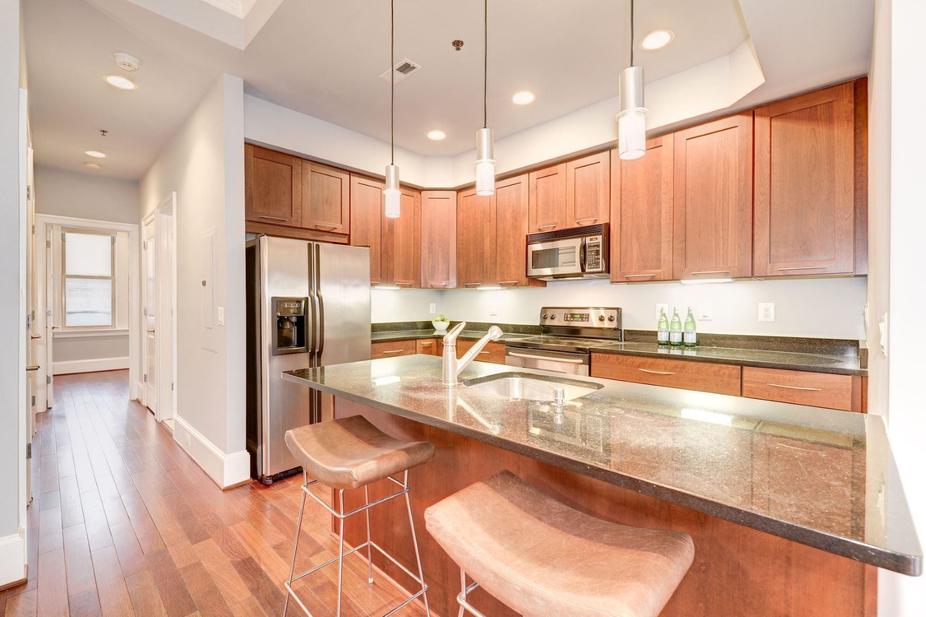 Condominium for Rent at 1817 6th St Nw #1 1817 6th St Nw #1 Washington, District Of Columbia 20001 United States