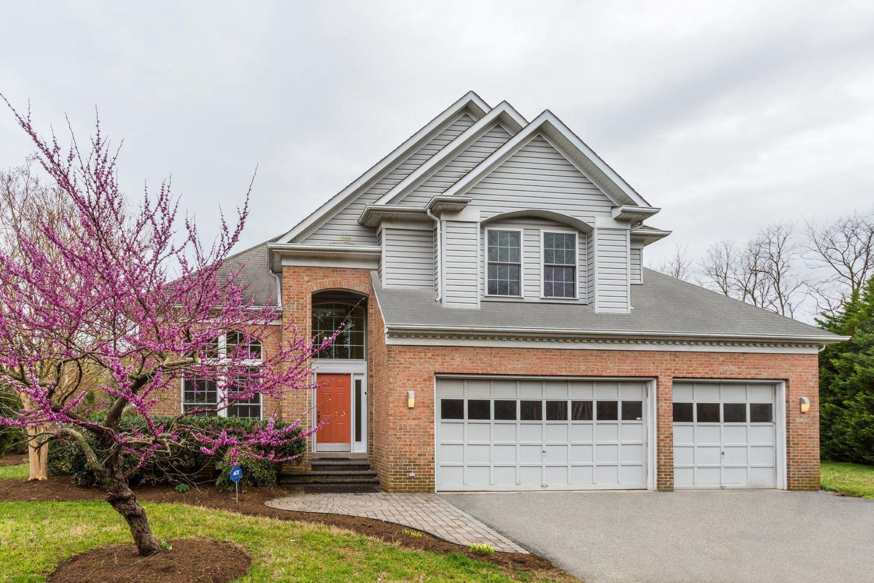 Single Family Homes 为 销售 在 1-B Poplar Point Rd Edgewater, 马里兰州 21037 美国
