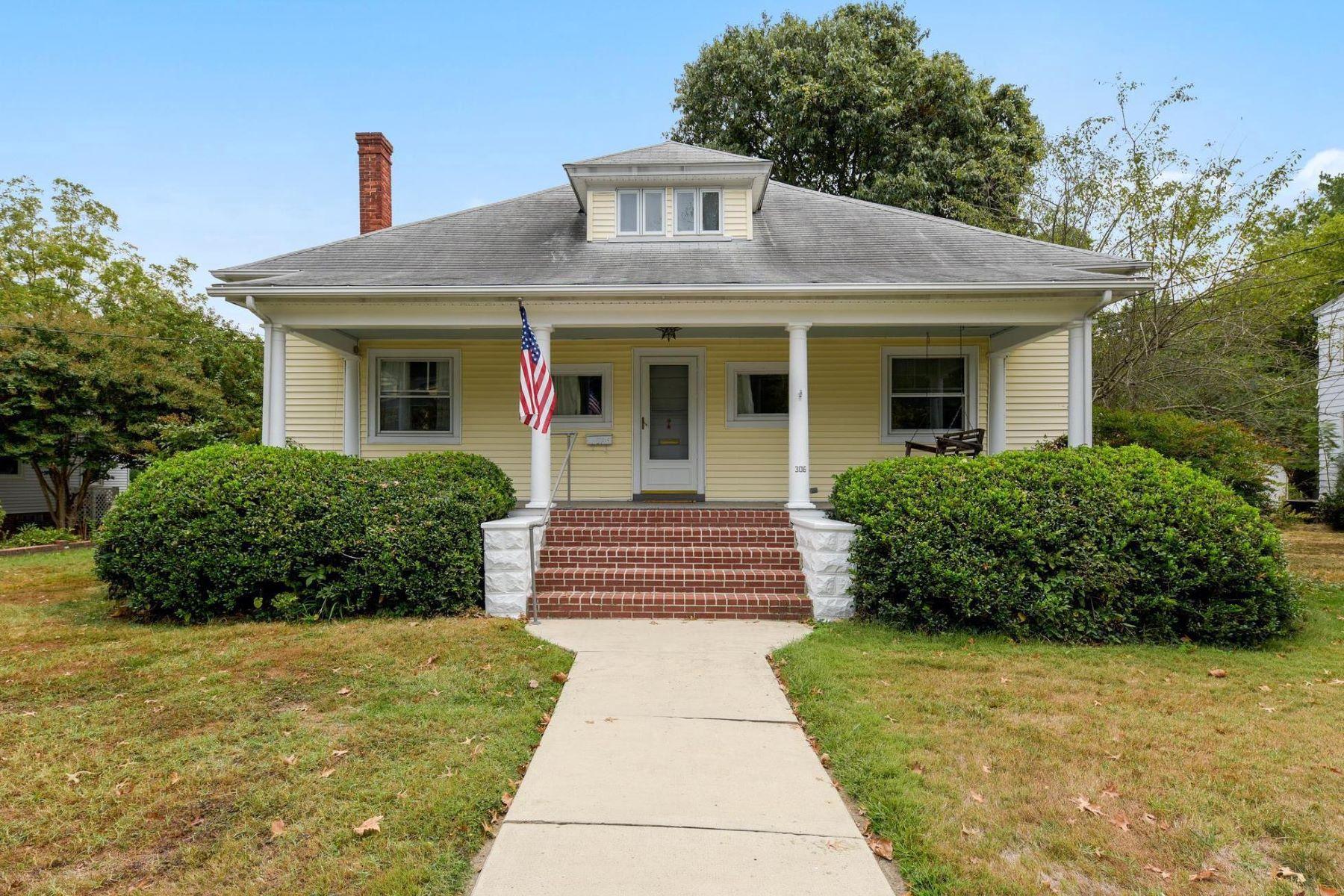 Single Family Homes por un Venta en 306 Oakley St Cambridge, Maryland 21613 Estados Unidos