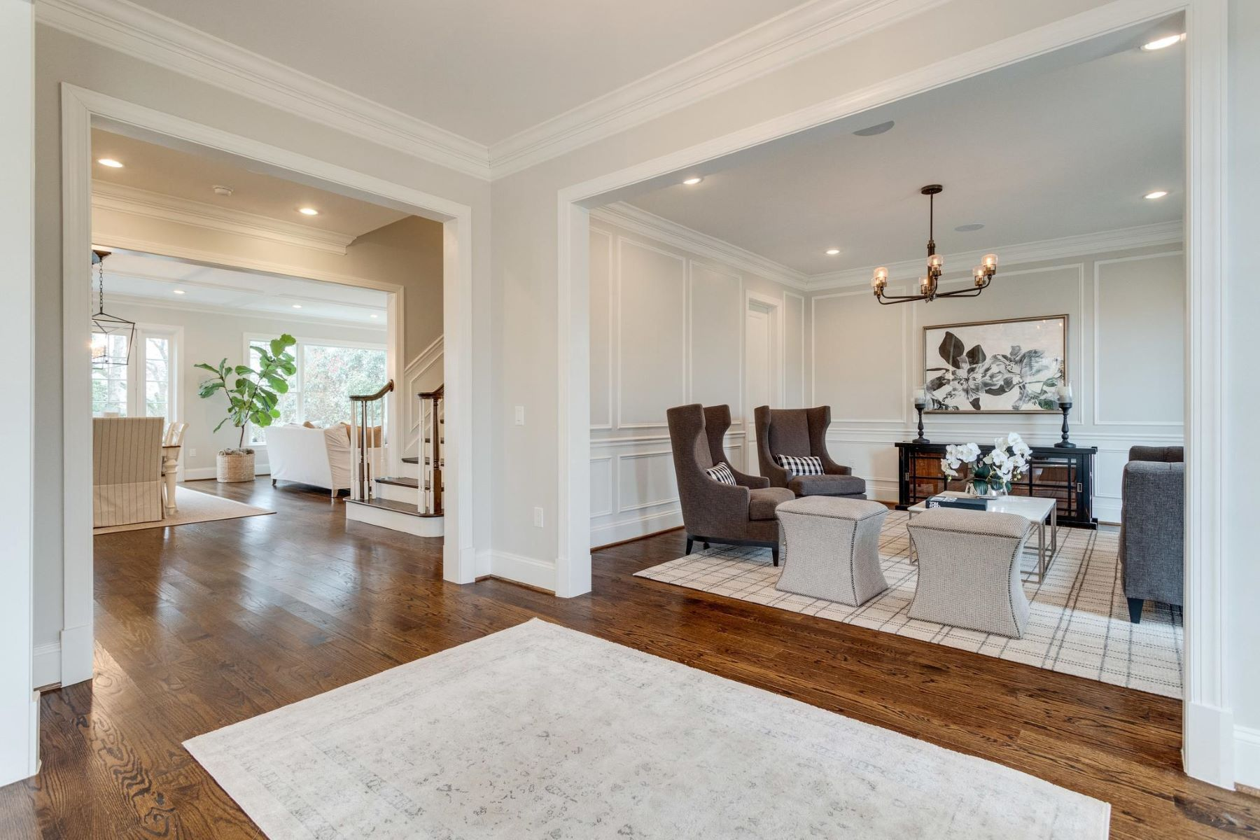 Single Family Homes for Sale at 5313 Blackistone Rd Bethesda, Maryland 20816 United States