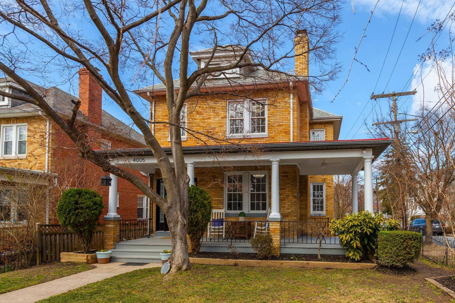 Single Family Home for Sale at 4005 Fessenden St NW 4005 Fessenden St NW Washington, District Of Columbia 20016 United States