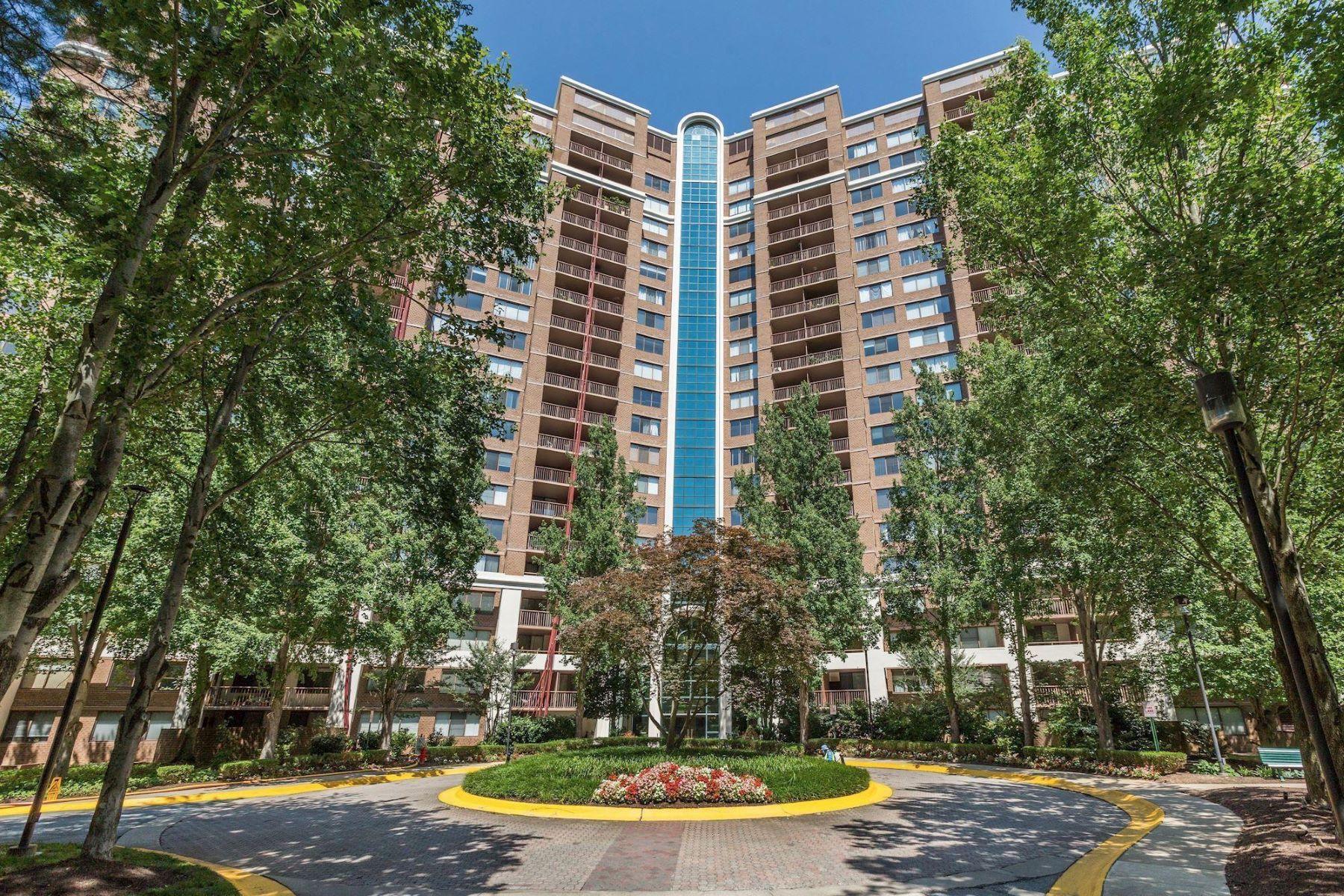 Condominiums 为 销售 在 10101 Grosvenor Pl #1710 北贝塞斯达, 马里兰州 20852 美国