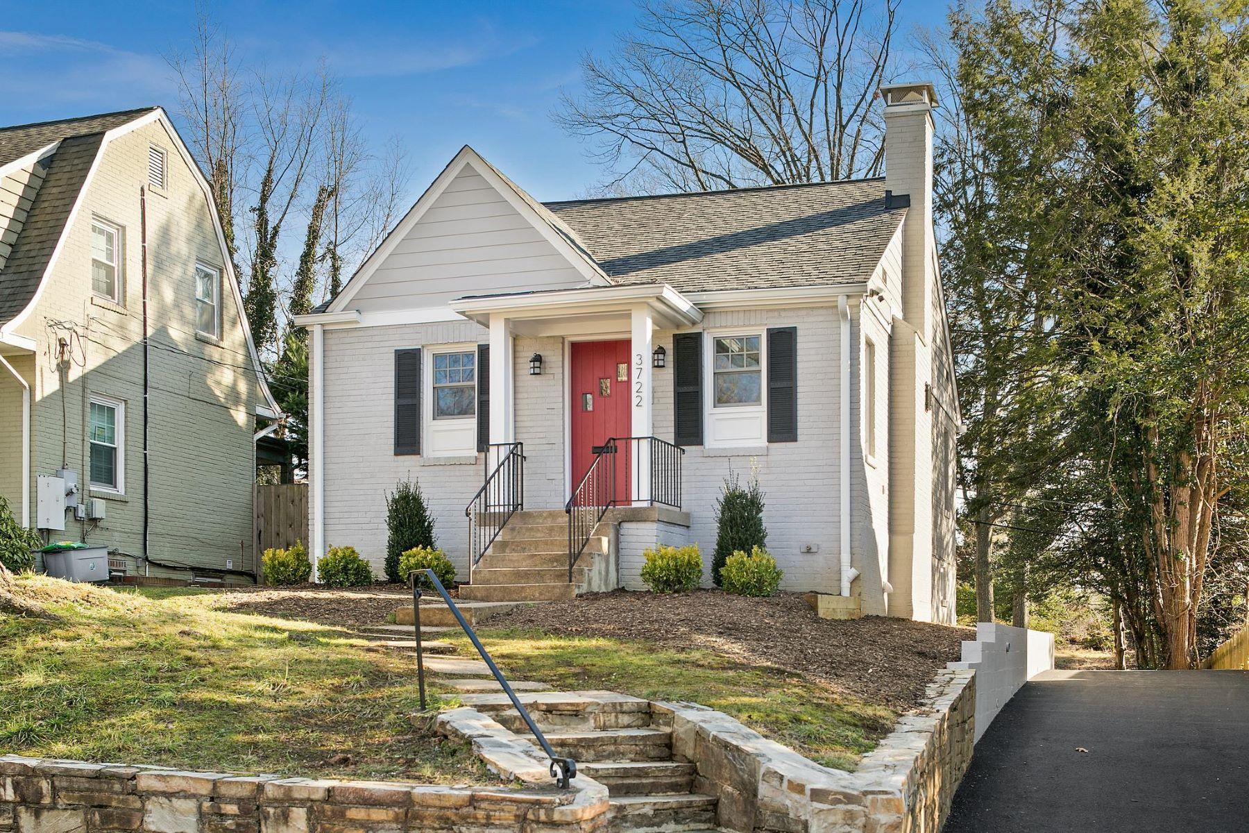 Single Family Homes for Active at 3722 N Pershing Dr Arlington, Virginia 22203 United States
