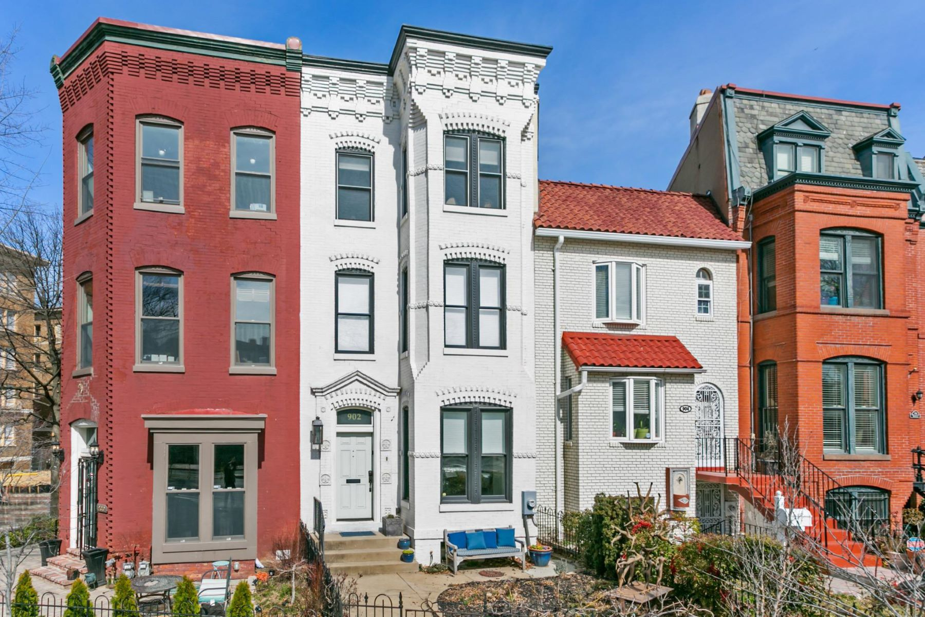 Townhouse for Sale at 902 Maryland Ave NE Washington, District Of Columbia 20002 United States