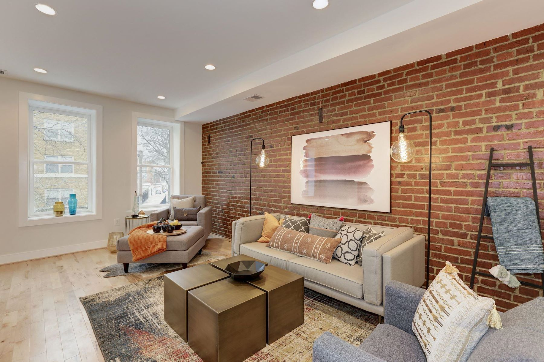 Other Residential for Sale at 1114 Monroe St NW #2 1114 Monroe St NW #2 Washington, District Of Columbia 20010 United States