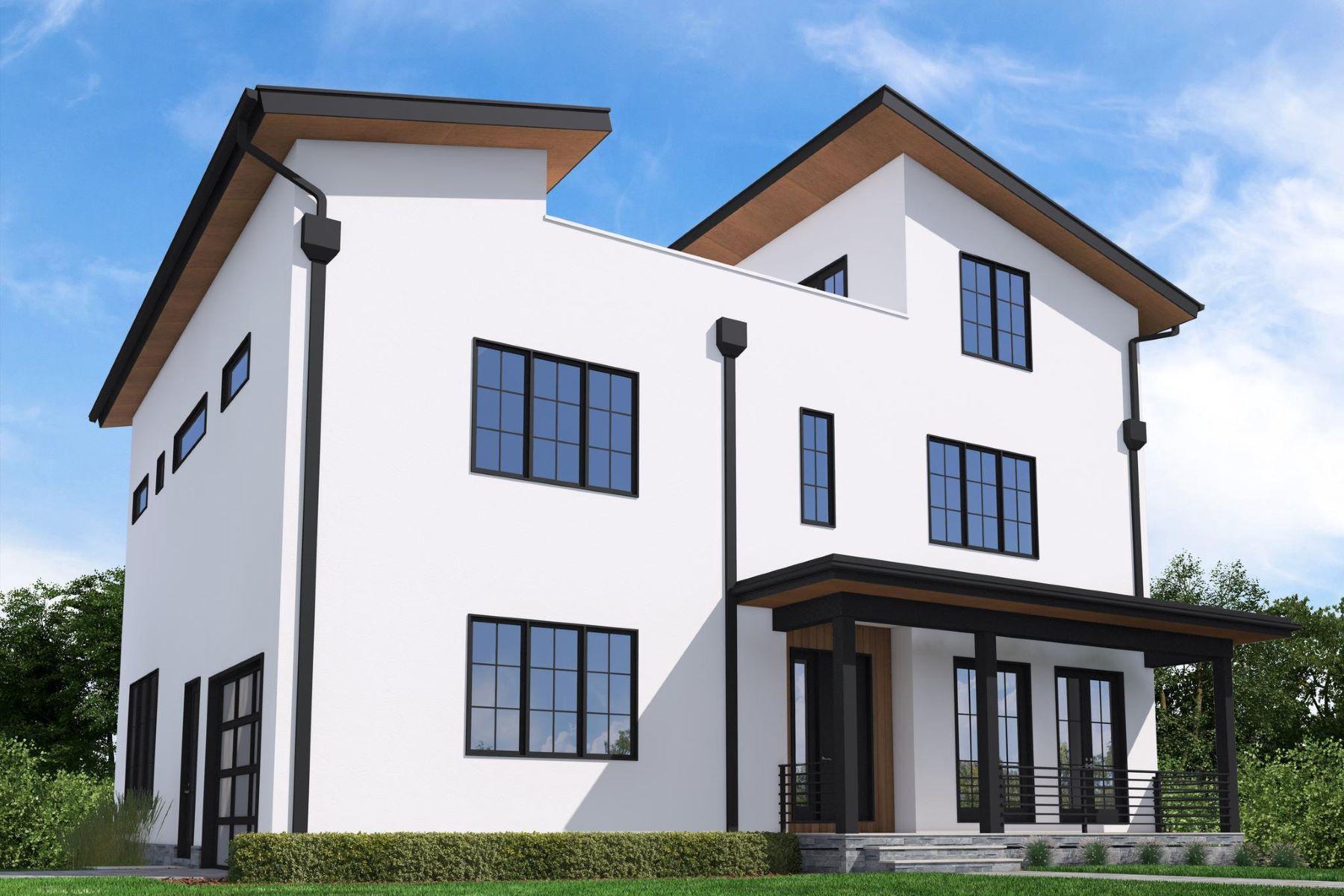 Single Family Homes pour l Vente à 4024 20th St N Arlington, Virginia 22207 États-Unis