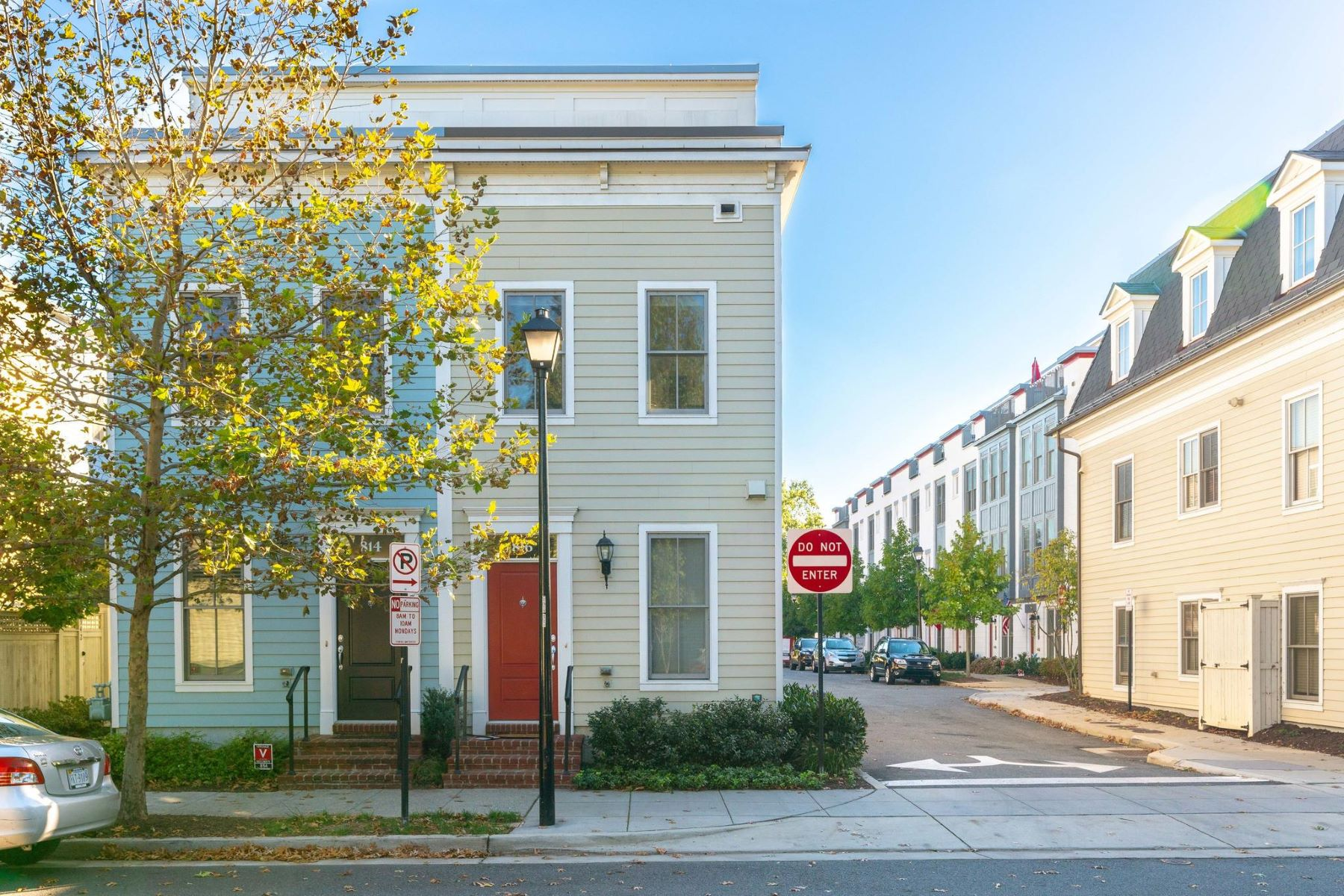 Other Residential for Sale at 816 First St 816 First St Alexandria, Virginia 22314 United States