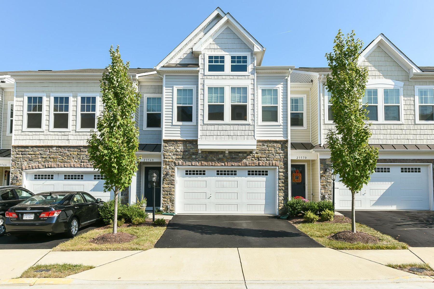 townhouses pour l Vente à Brambleton, Virginia 20148 États-Unis