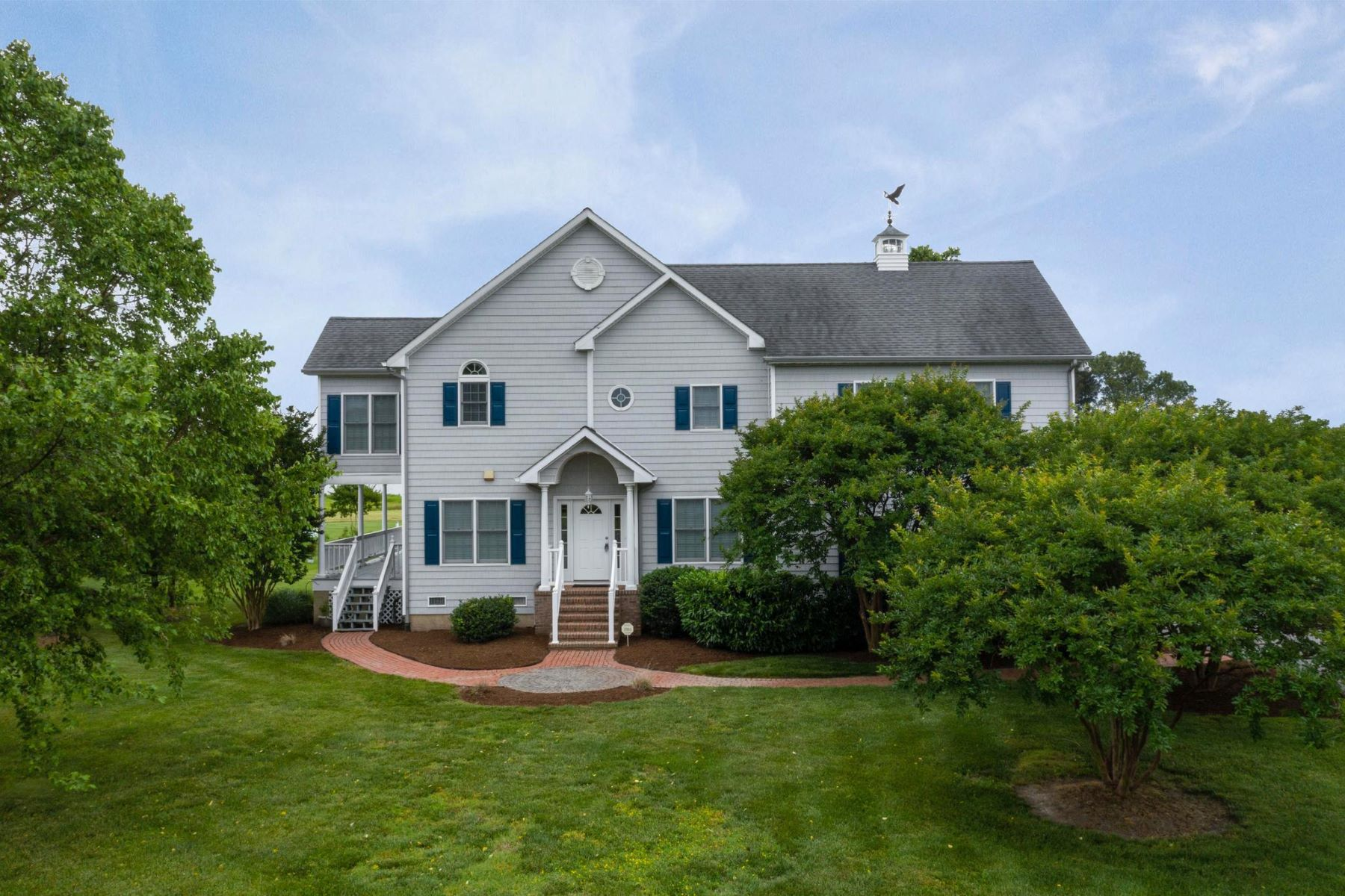 single family homes for Active at 21451 Avalon Ct Tilghman, Maryland 21671 United States