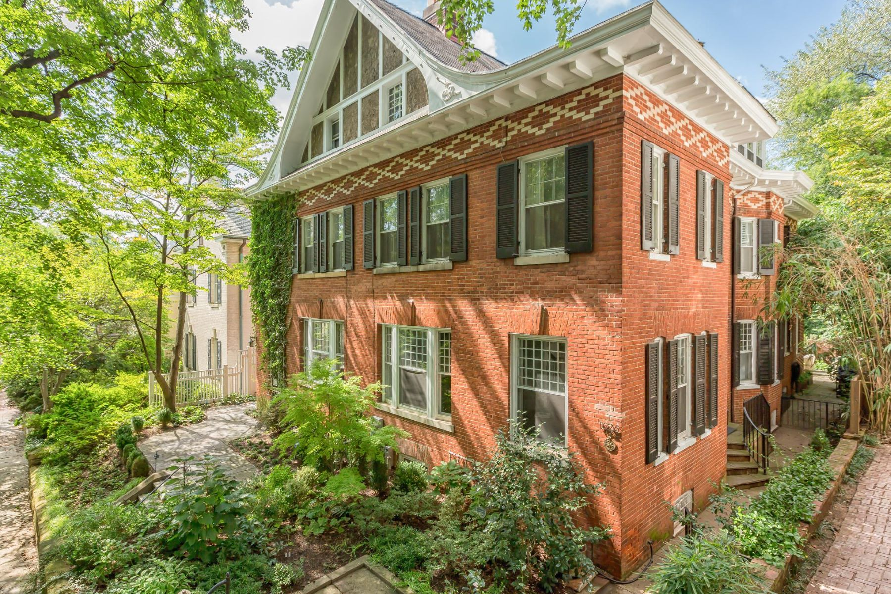 Single Family Home for Sale at 1626 29th St NW 1626 29th St NW Washington, District Of Columbia 20007 United States