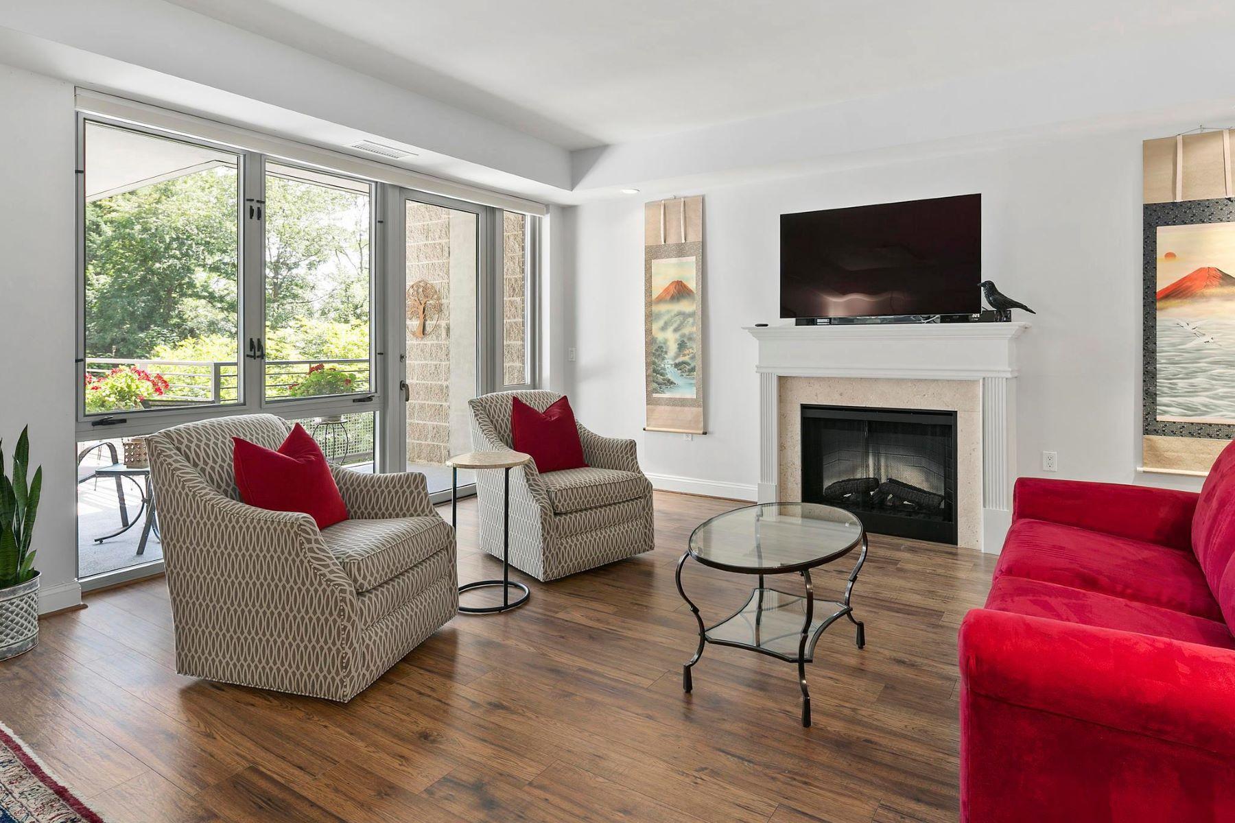 Condominiums pour l Vente à 513 W Broad St #410 Falls Church, Virginia 22046 États-Unis