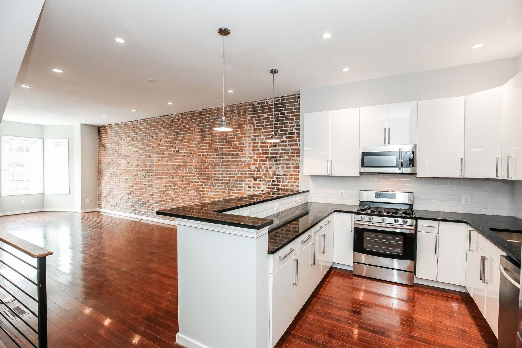 Condominium for Rent at 1616 6th St Nw #1 1616 6th St Nw #1 Washington, District Of Columbia 20001 United States