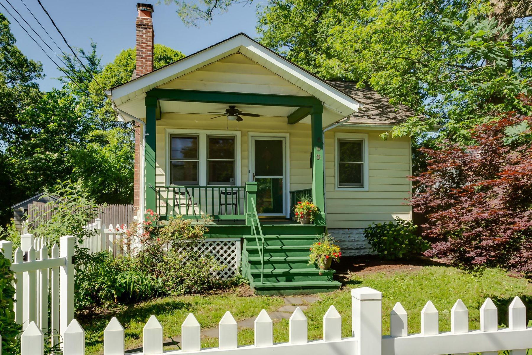 single family homes for Active at 503 Ethan Allen Ave Takoma Park, Maryland 20912 United States