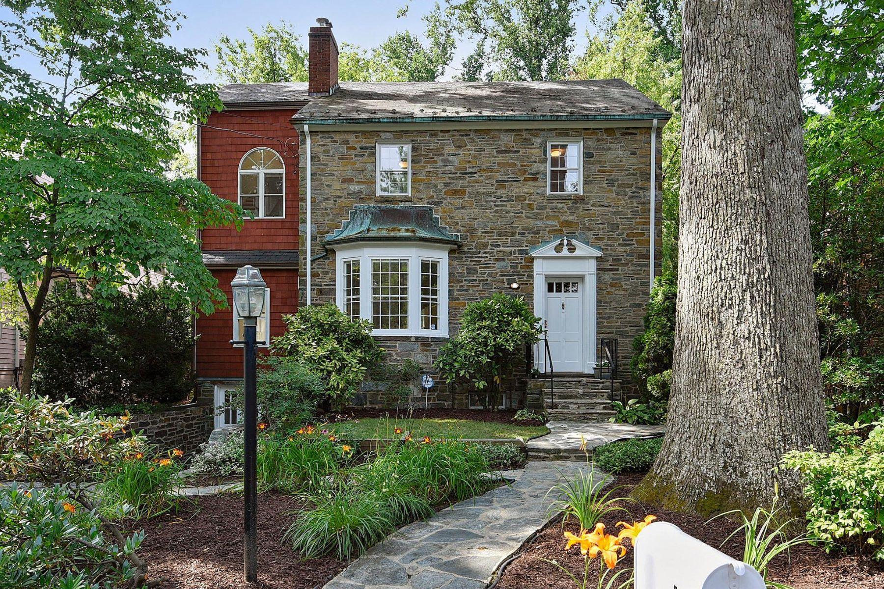 一戸建て のために 賃貸 アット 5620 OAK PL Bethesda, メリーランド 20817 アメリカ合衆国