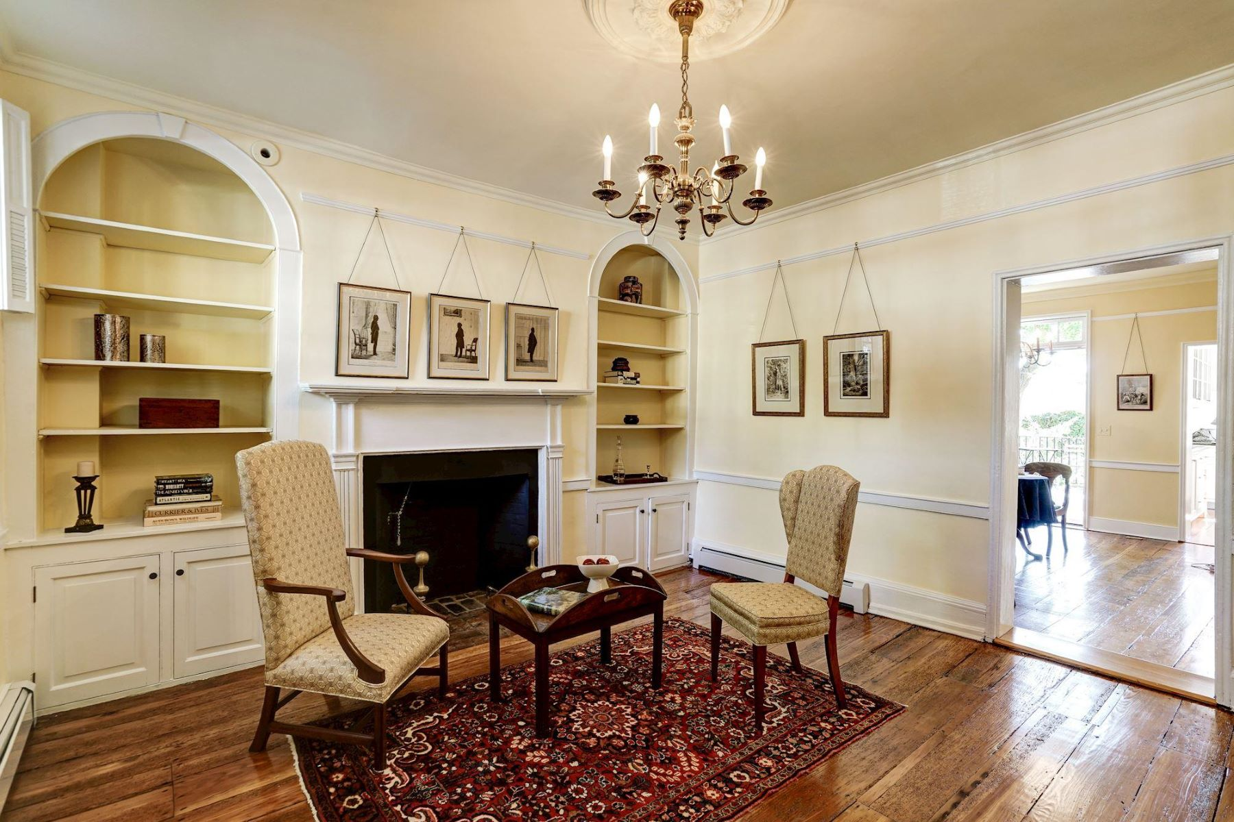 Townhouse for Sale at 1110 Prince St 1110 Prince St Alexandria, Virginia 22314 United States