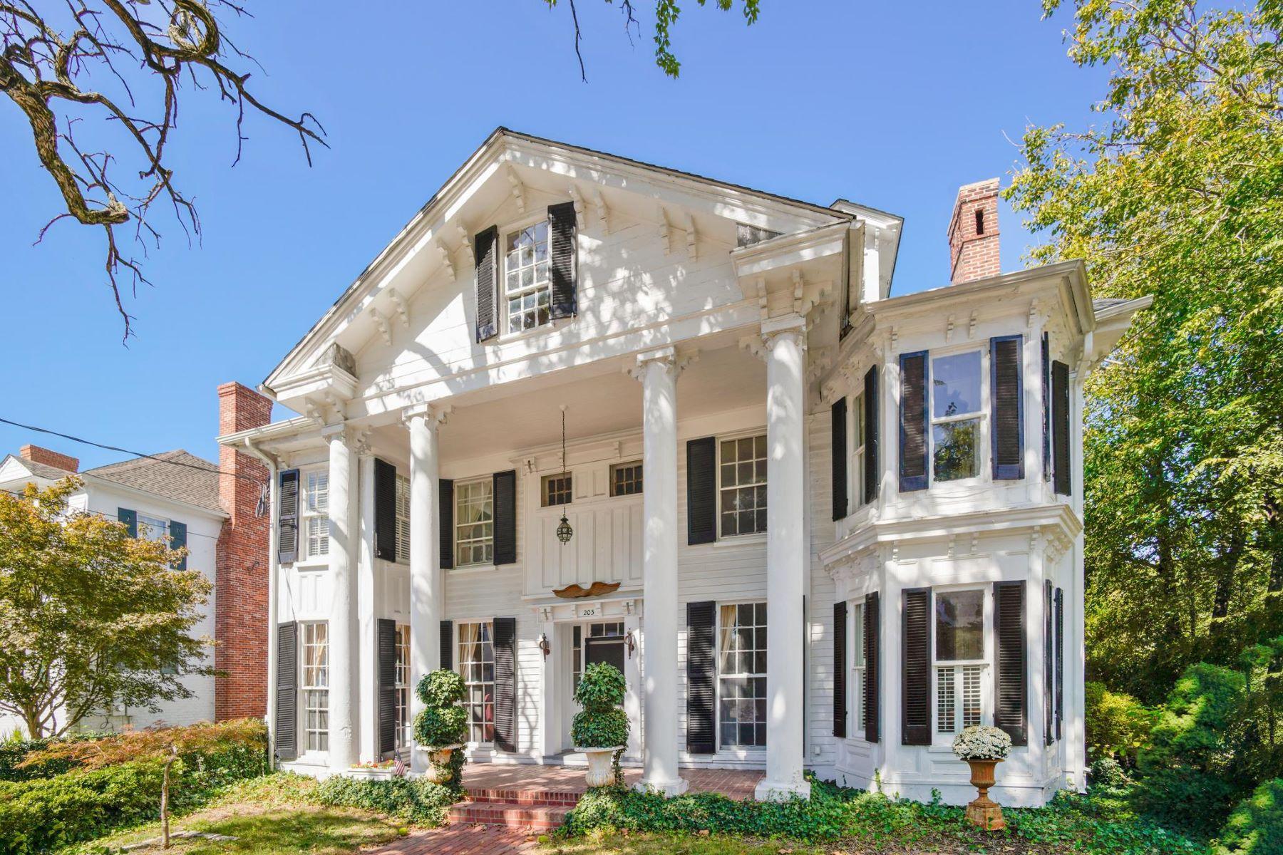 Single Family Homes por un Venta en 203 High St Cambridge, Maryland 21613 Estados Unidos