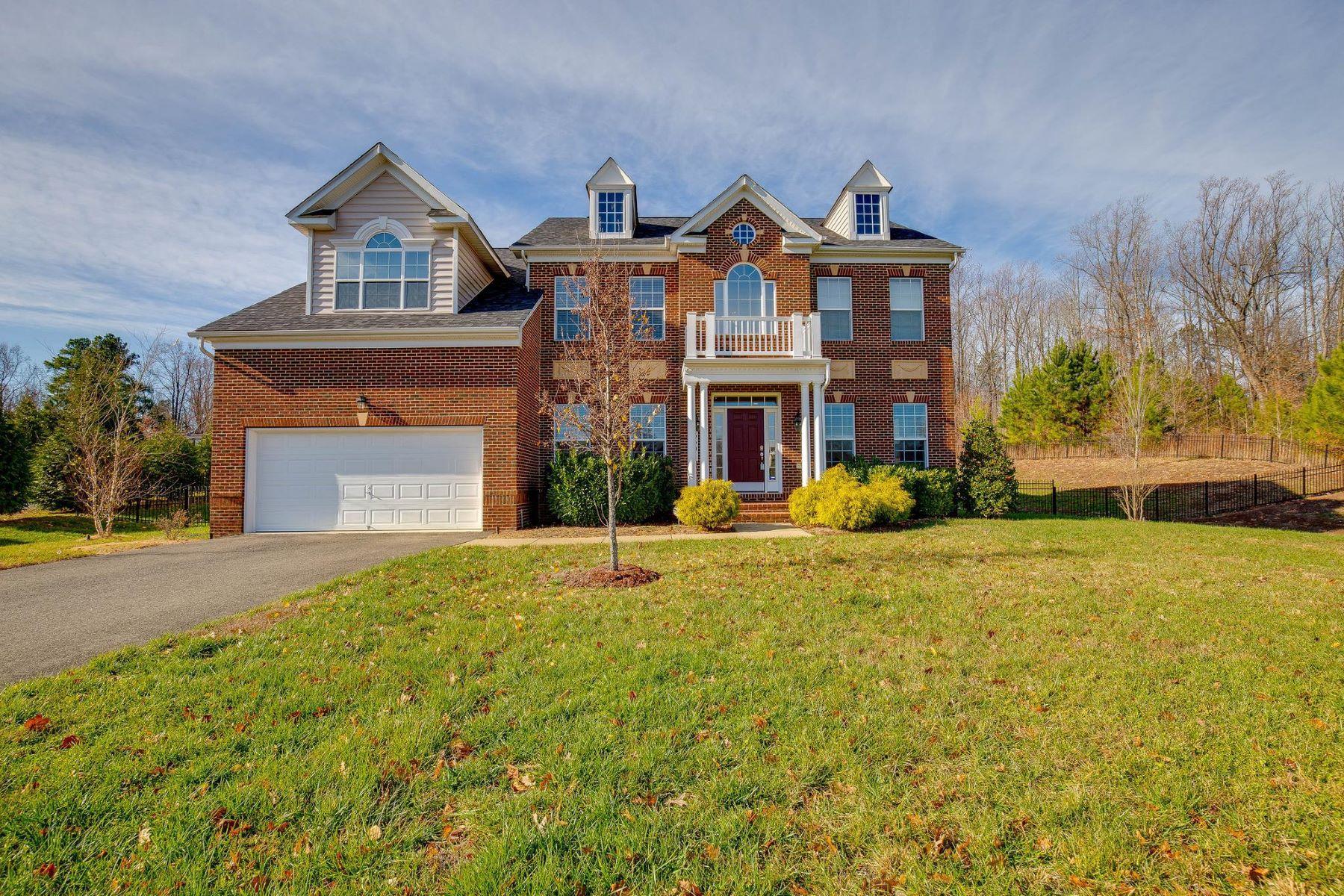 Single Family Homes por un Venta en 6501 Osborne Hill Dr Upper Marlboro, Maryland 20772 Estados Unidos