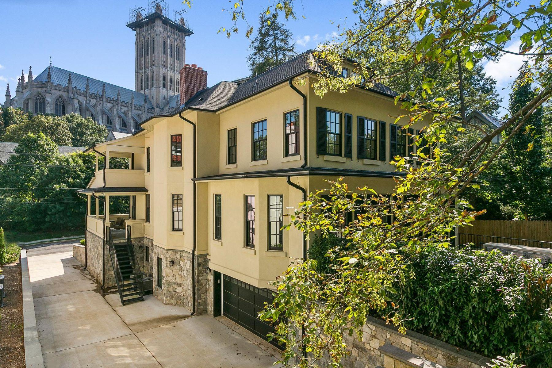 Villa per Vendita alle ore 3515 Woodley Rd Nw 3515 Woodley Rd Nw Washington, Distretto Di Columbia 20016 Stati Uniti