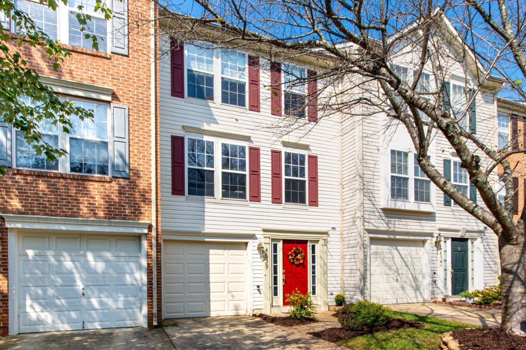townhouses por un Venta en 4639 Weston Pl Olney, Maryland 20832 Estados Unidos