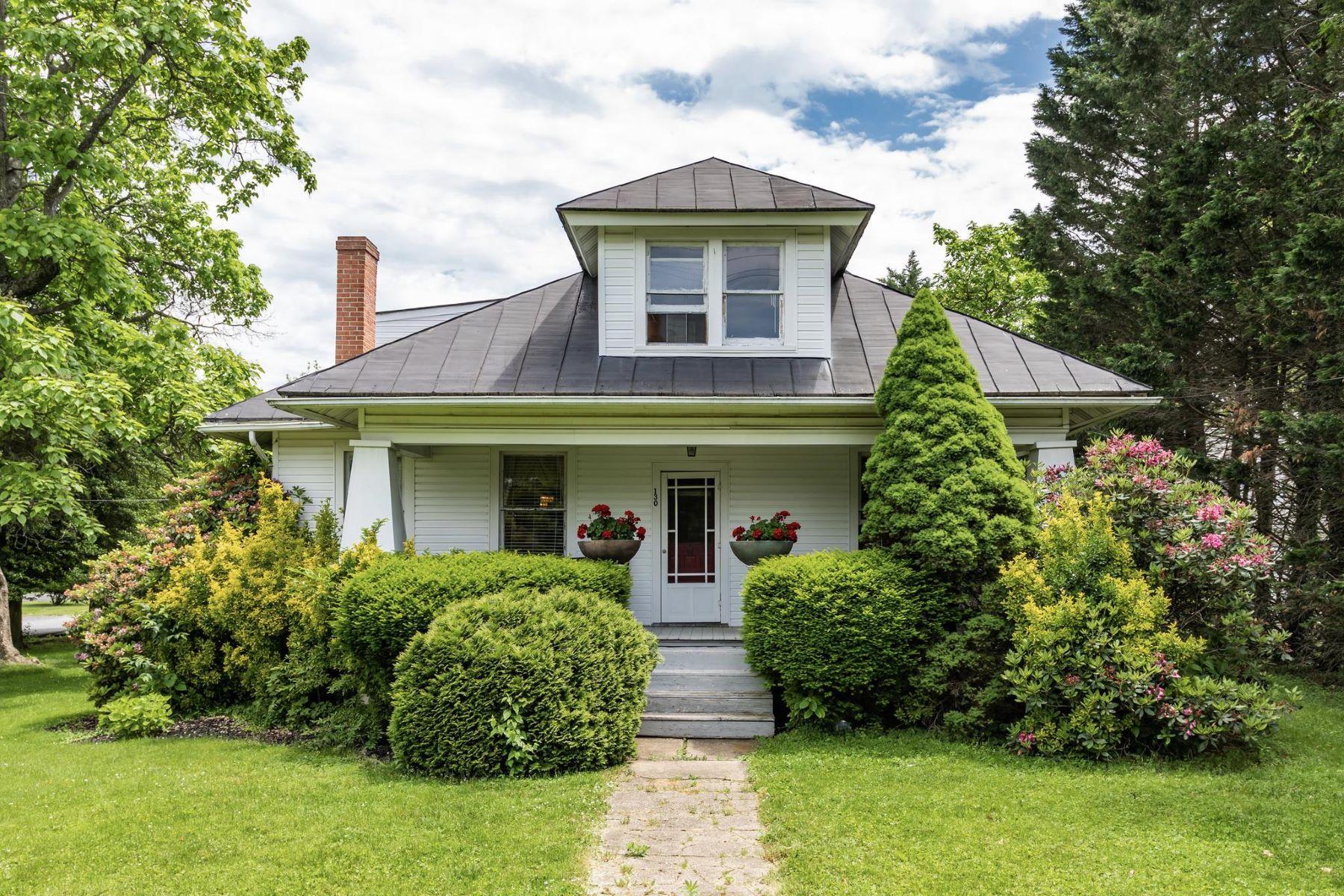 single family homes pour l Vente à 130 S 32nd St Purcellville, Virginia 20132 États-Unis