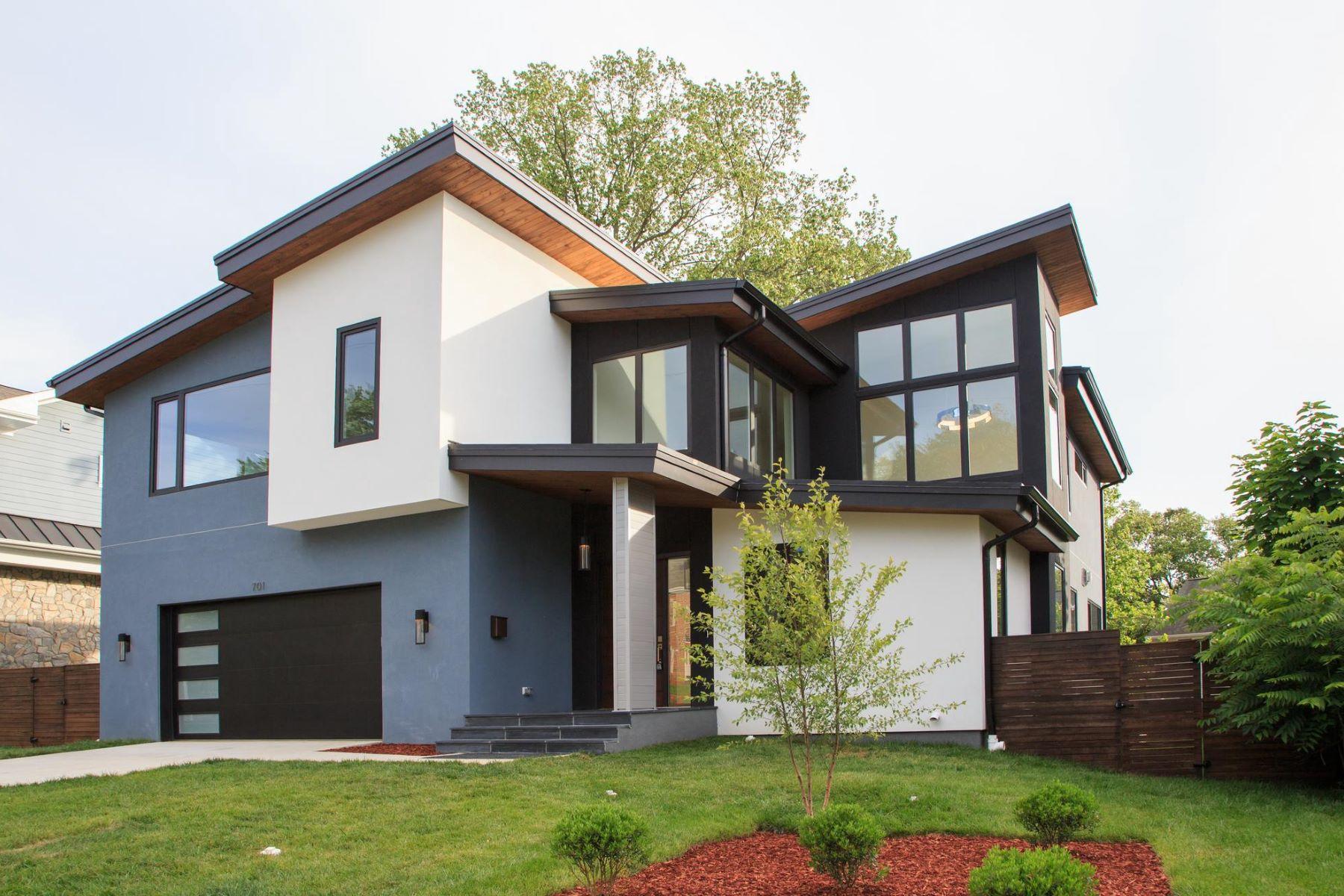 Частный односемейный дом для того Продажа на 701 Ware St Sw Vienna, Виргиния 22180 Соединенные Штаты