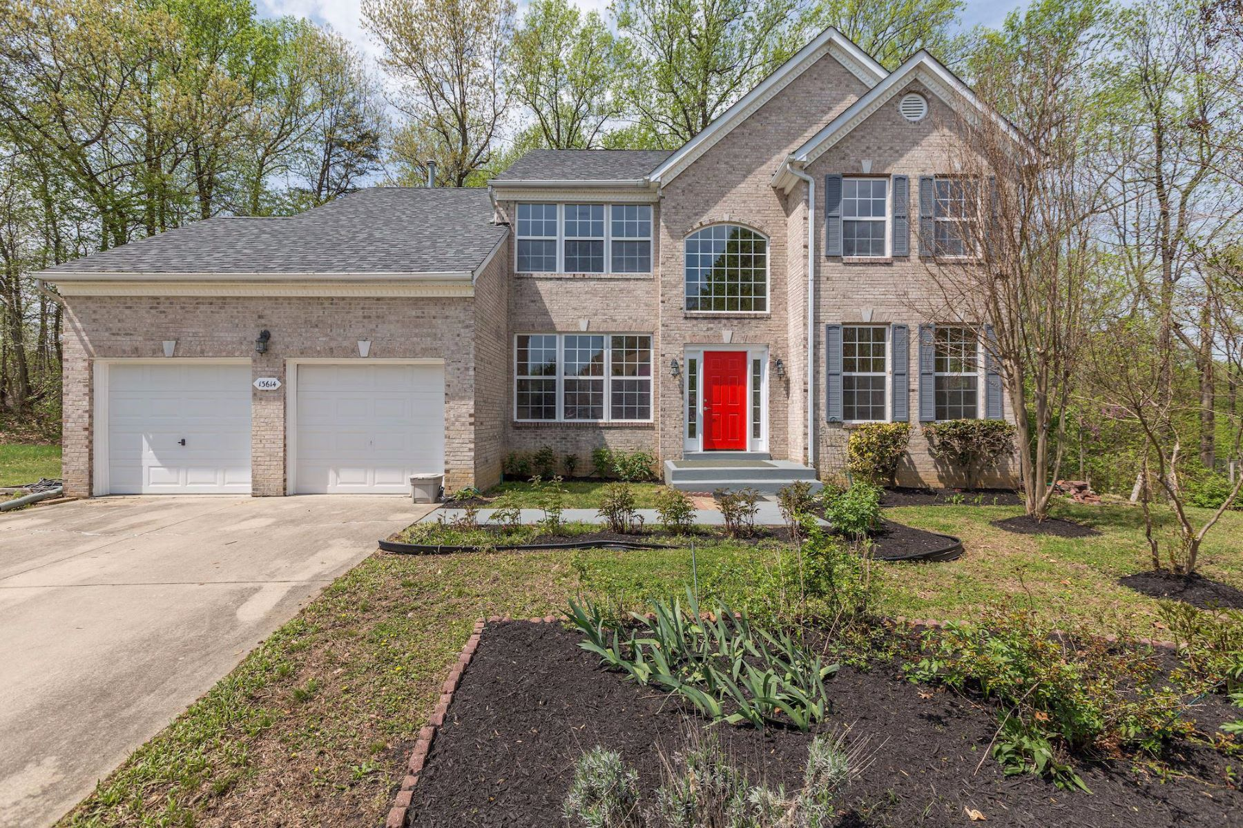 single family homes for Active at 13614 Vincent Way Bowie, Maryland 20715 United States