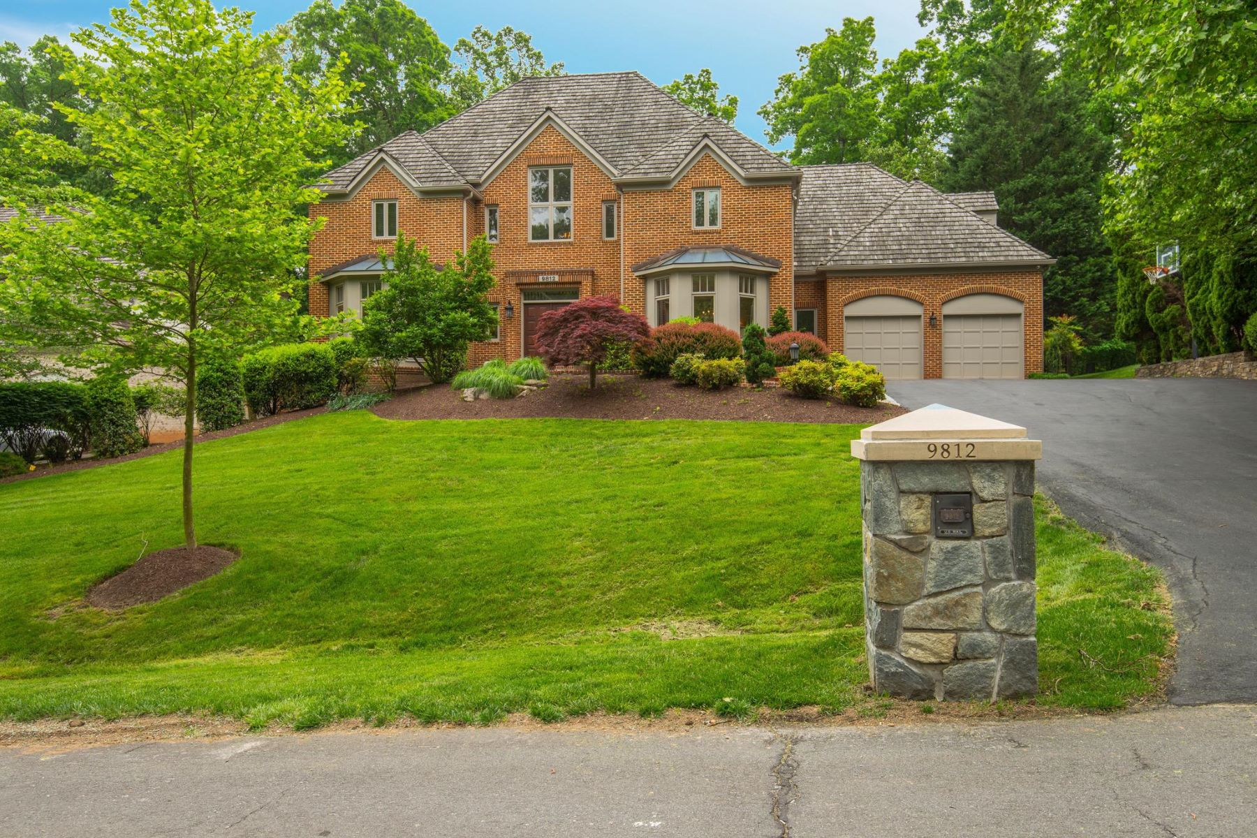 single family homes for Active at 9812 Avenel Farm Dr Potomac, Maryland 20854 United States