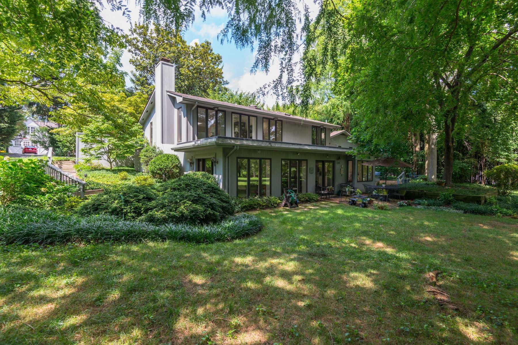 Casa Unifamiliar por un Venta en 1745 Banbury Rd 1745 Banbury Rd Gibson Island, Maryland 21056 Estados Unidos