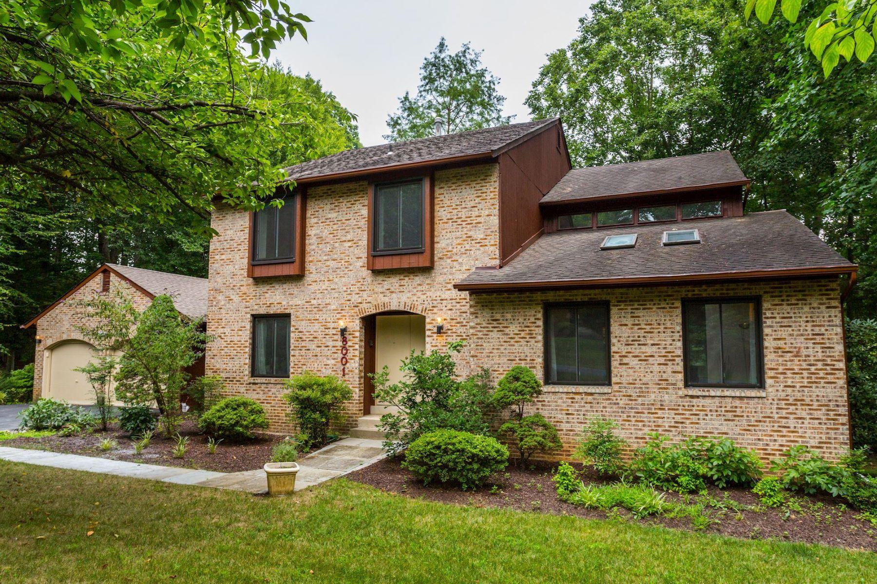 Villa per Vendita alle ore 8001 CYPRESS GROVE LN Cabin John, Maryland 20818 Stati Uniti