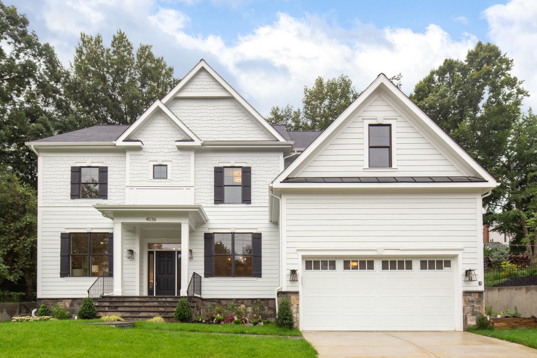 Single Family Home for Sale at 4036 35th St N 4036 35th St N Arlington, Virginia 22207 United States