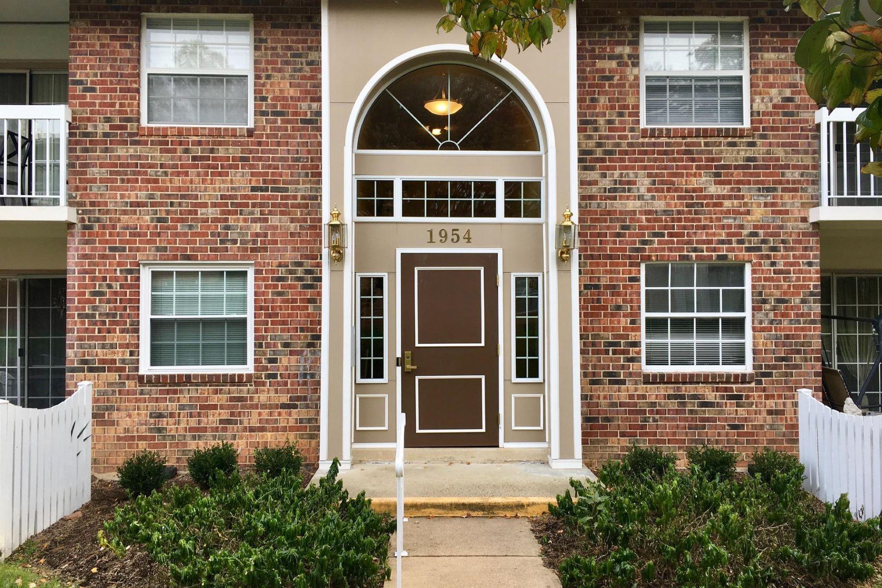 Condominio por un Alquiler en 1954 Kennedy Dr #101 McLean, Virginia, 22102 Estados Unidos