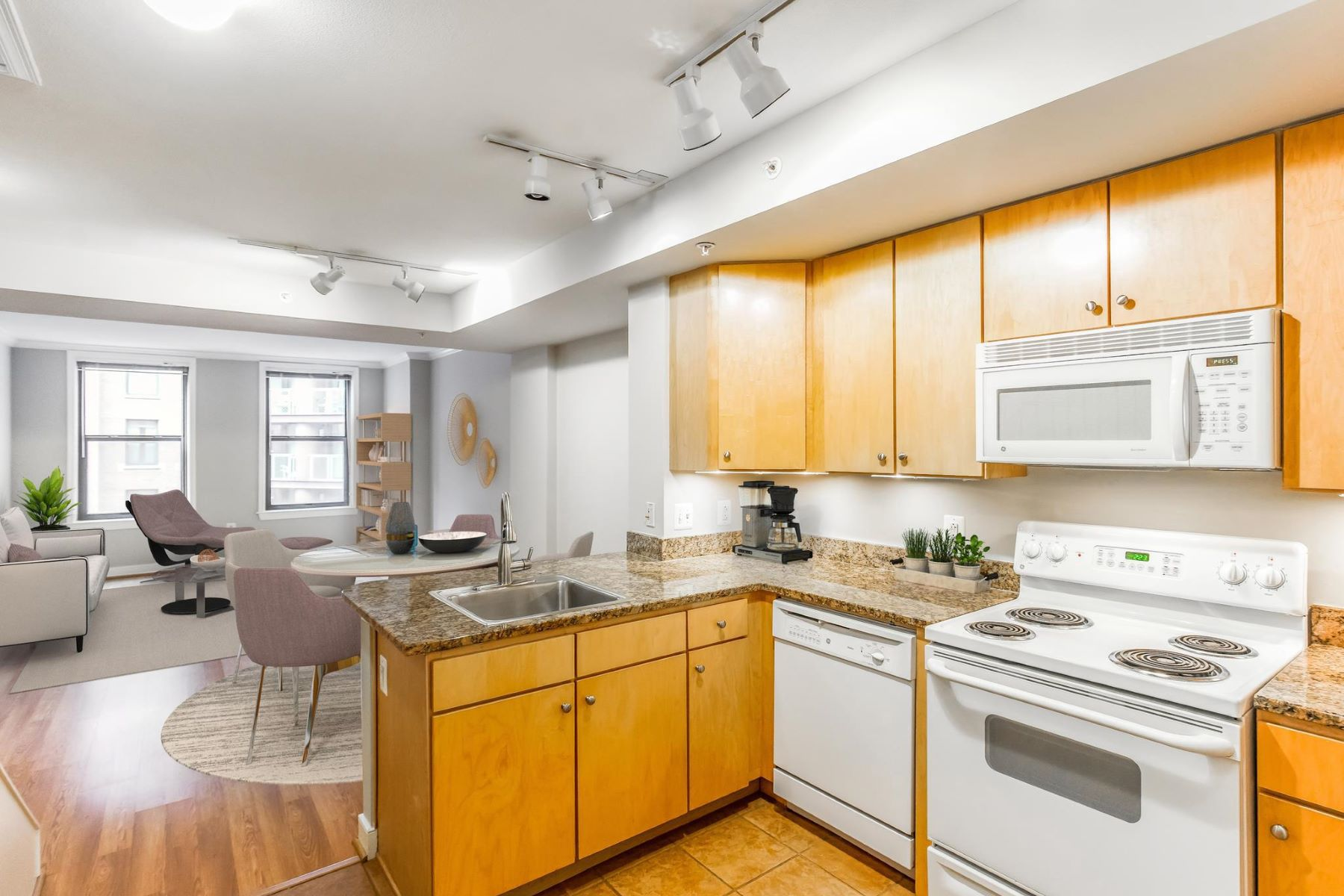 Condominium for Sale at 616 E St NW #655 Washington, District Of Columbia 20004 United States
