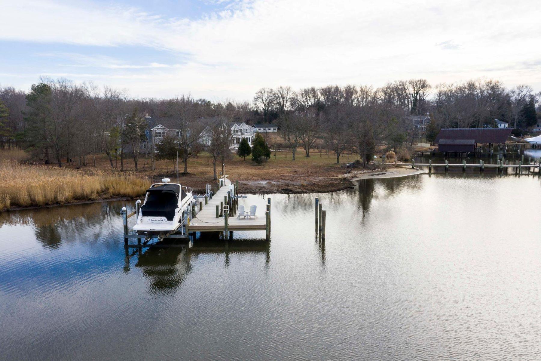 Single Family Homes 为 销售 在 1108 Whitemarsh Cove Ct Edgewater, 马里兰州 21037 美国