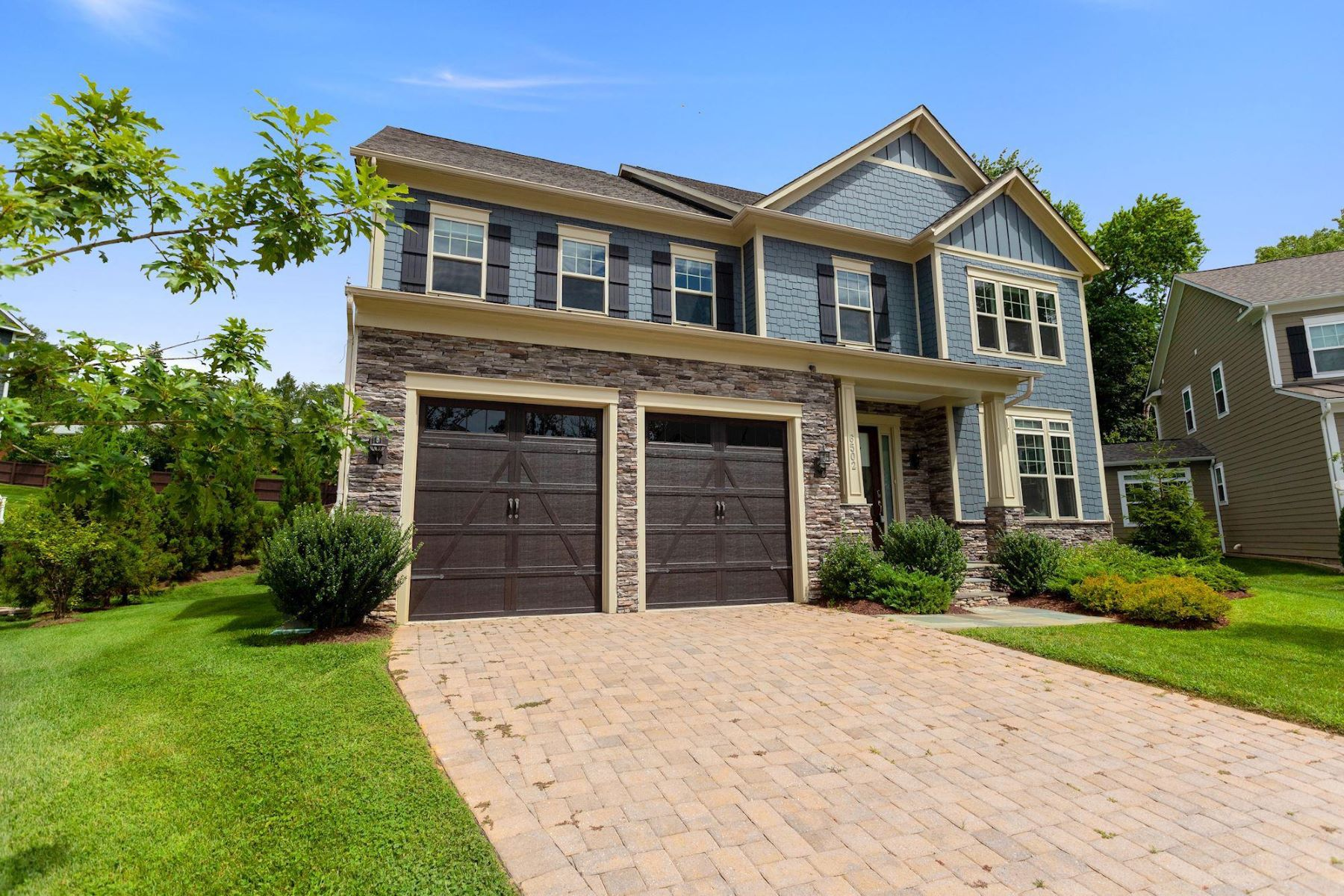 Single Family Homes for Sale at Falls Church, Virginia 22043 United States